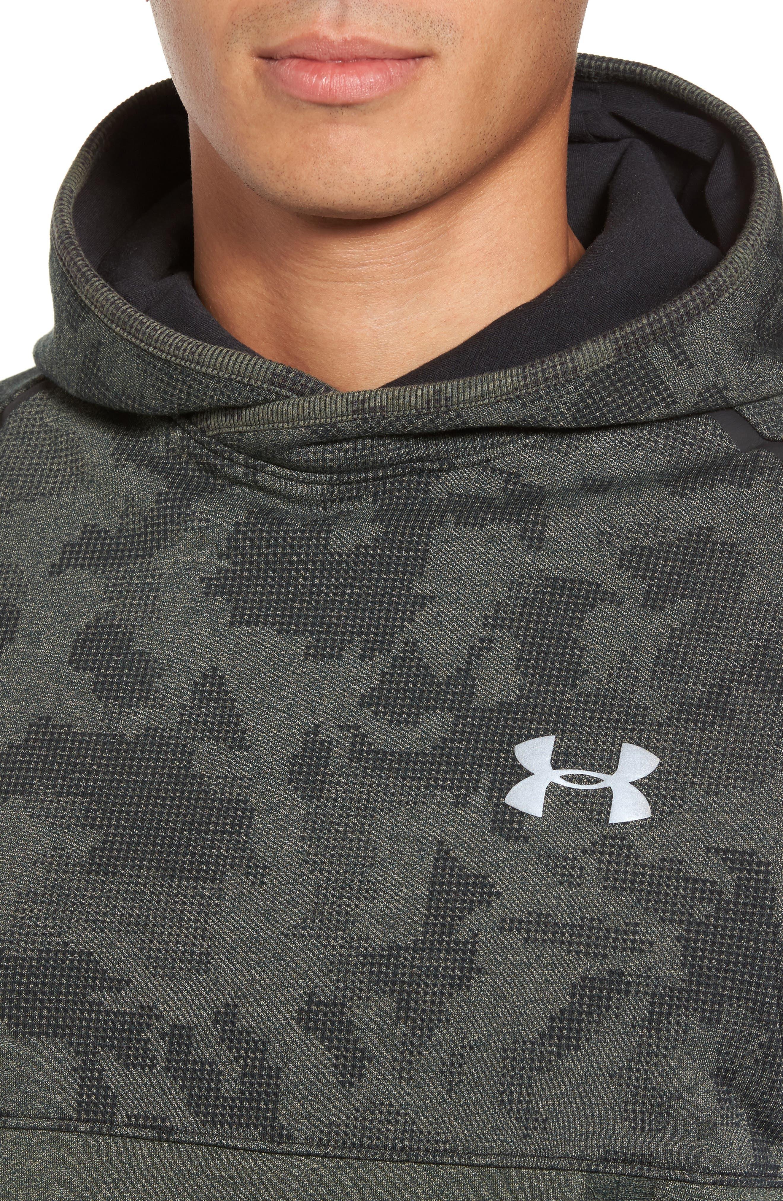 Alternate Image 4  - Under Armour Threadborne Hooded Vest