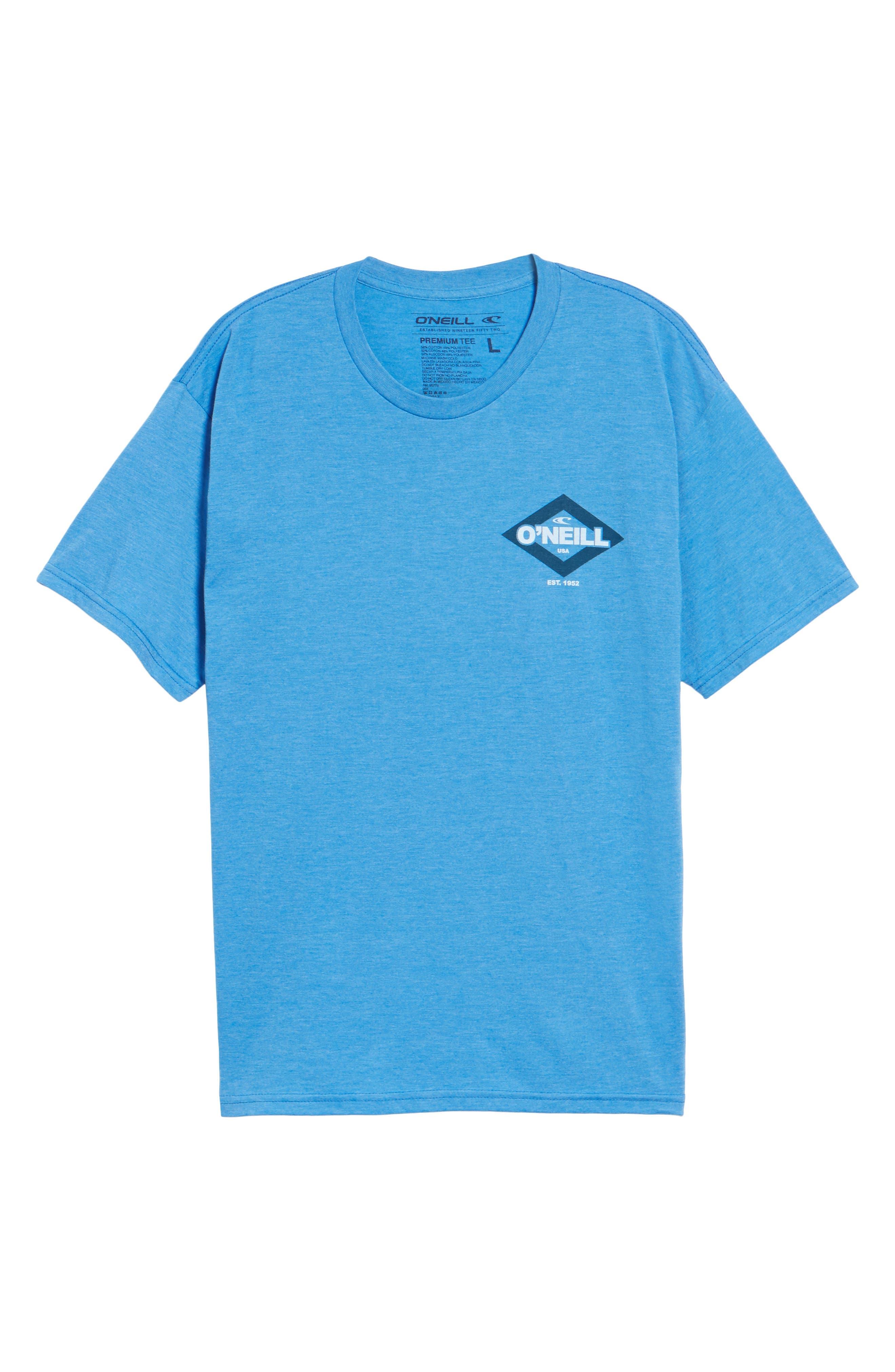 Alternate Image 6  - O'Neill Logo Graphic T-Shirt