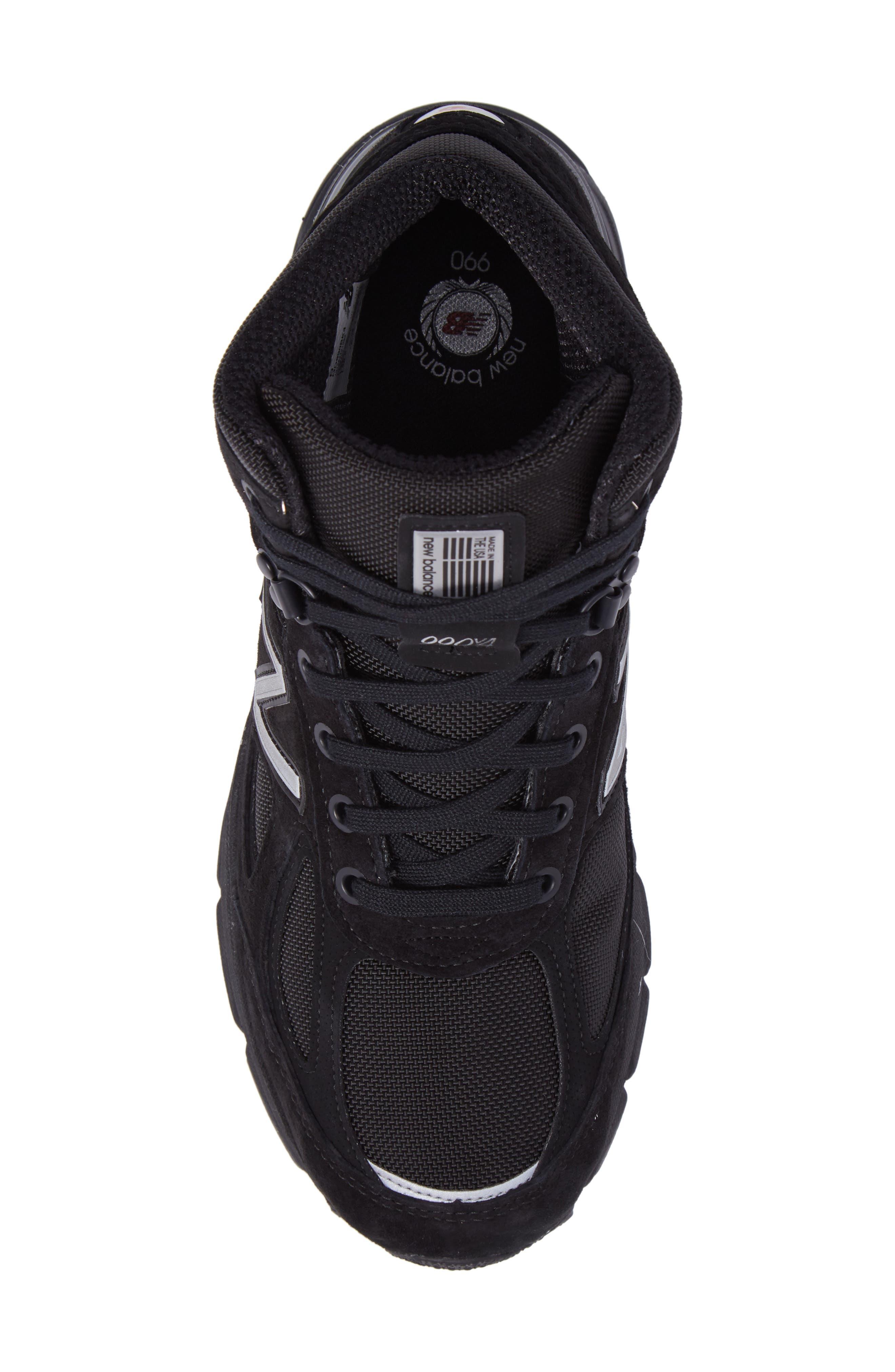 Alternate Image 5  - New Balance 990v4 Water Resistant Sneaker Boot (Men)