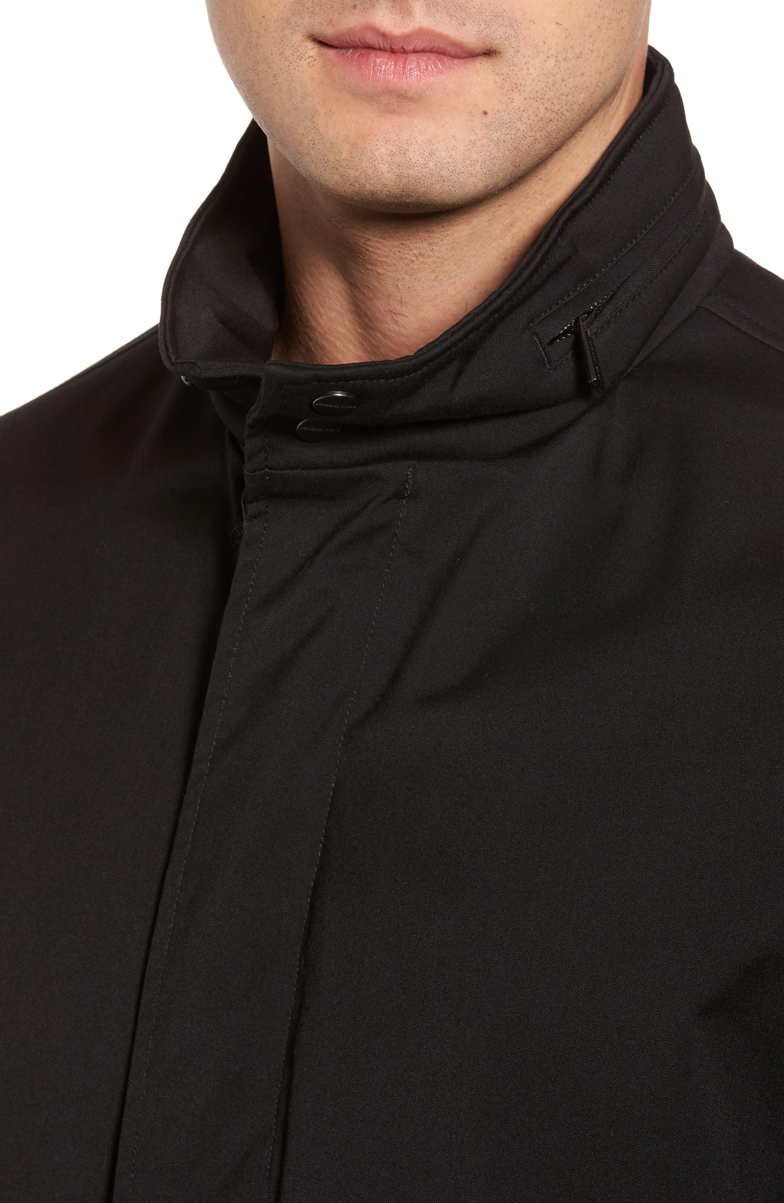 Alternate Image 4  - Michael Kors Stretch Rain Coat