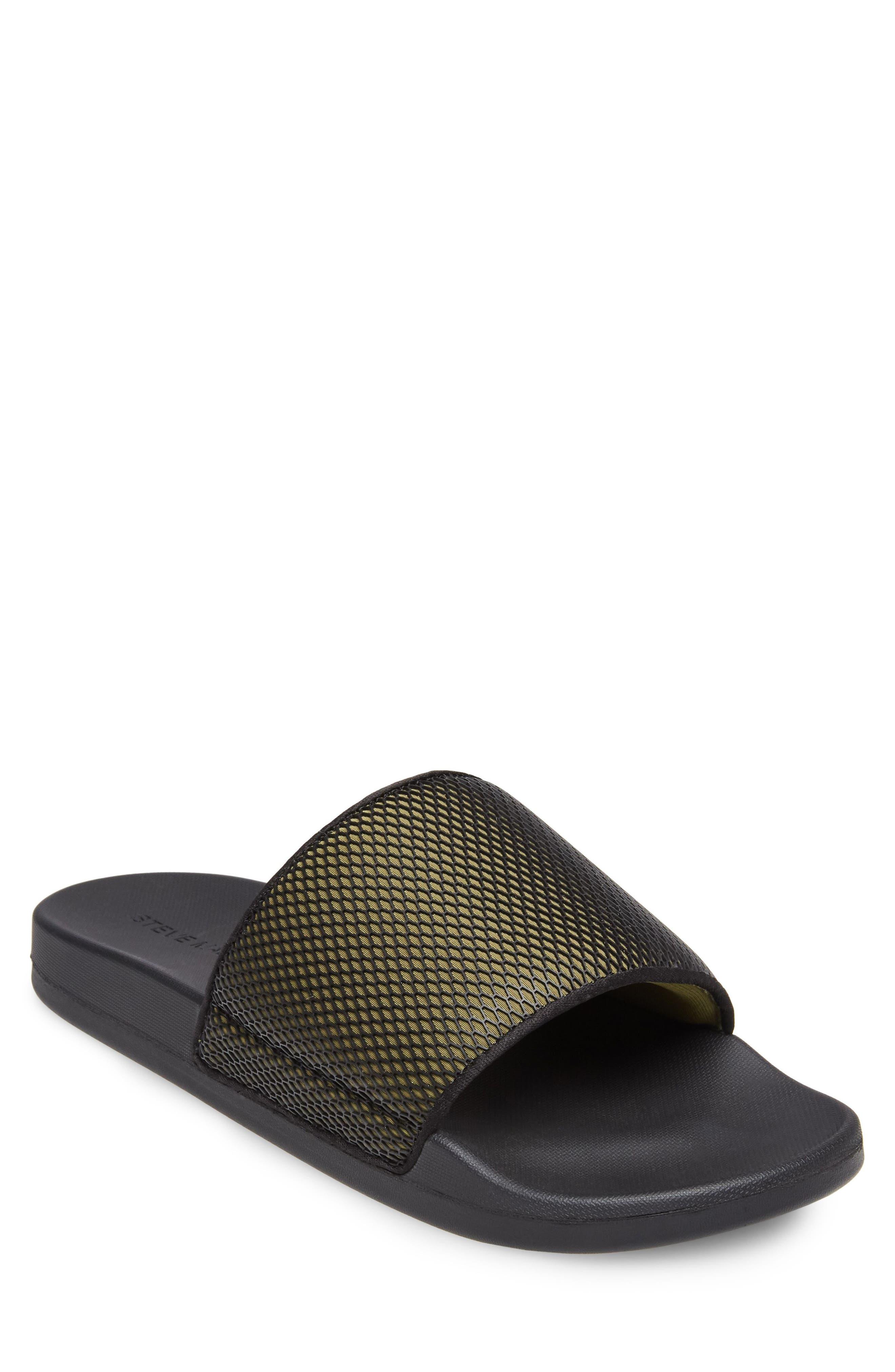 Steve Madden Ransom Slide Sandal (Men)
