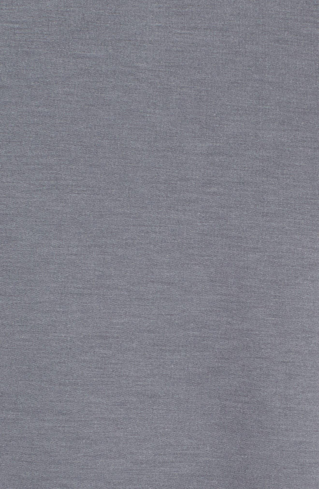 Alternate Image 4  - Nike Dry Training Quarter Zip Pullover