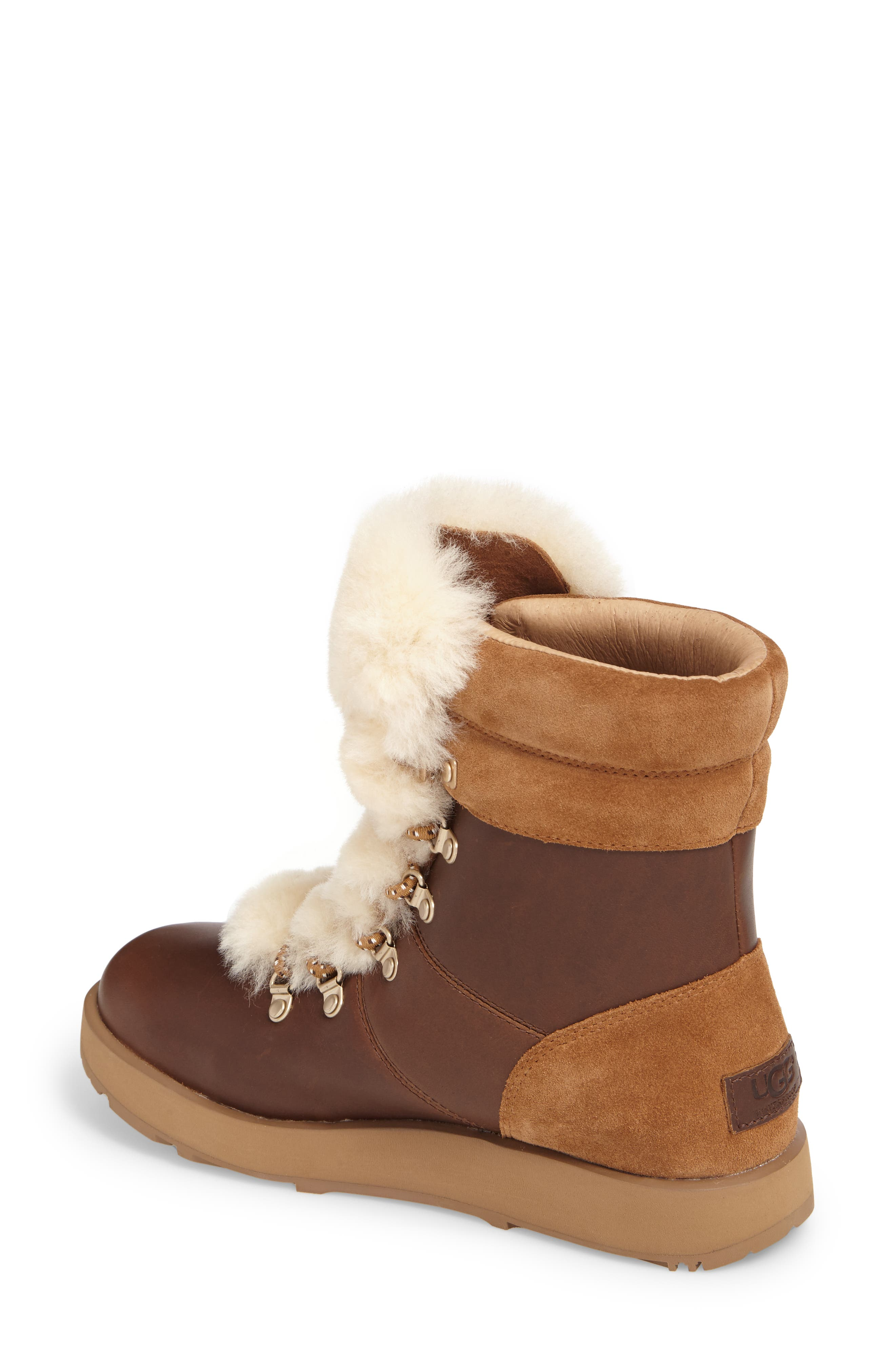 Alternate Image 2  - UGG® Viki Waterproof Boot (Women)
