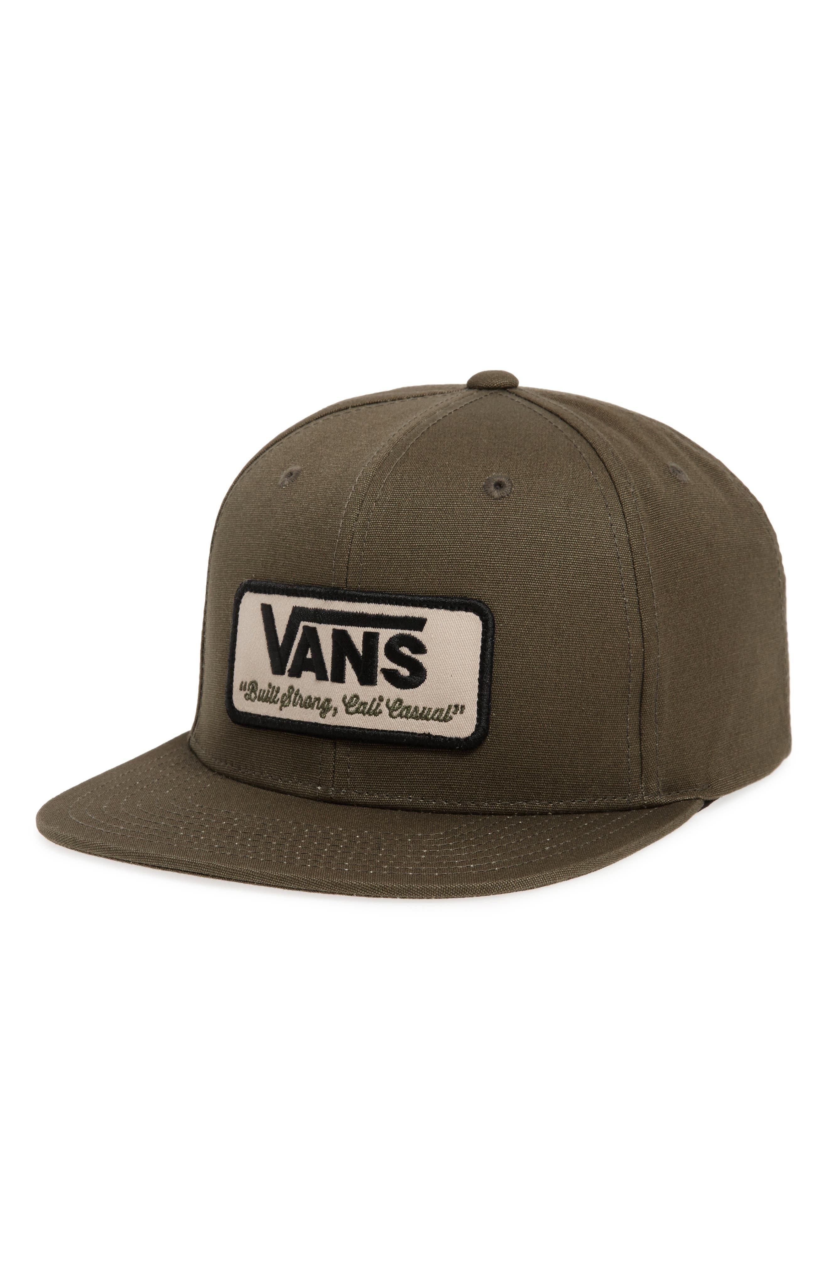 Alternate Image 1 Selected - Vans 'Rowley' Snapback Hat