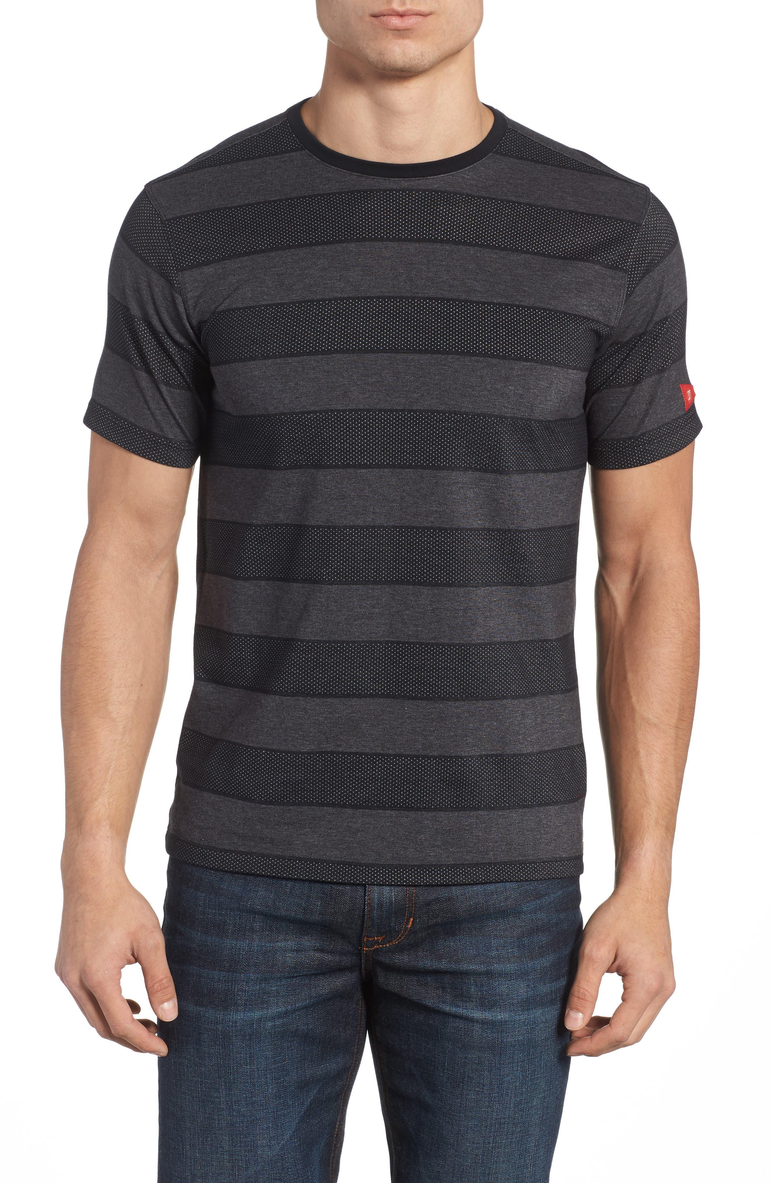 Regatta Dri-FIT T-Shirt,                         Main,                         color, Black