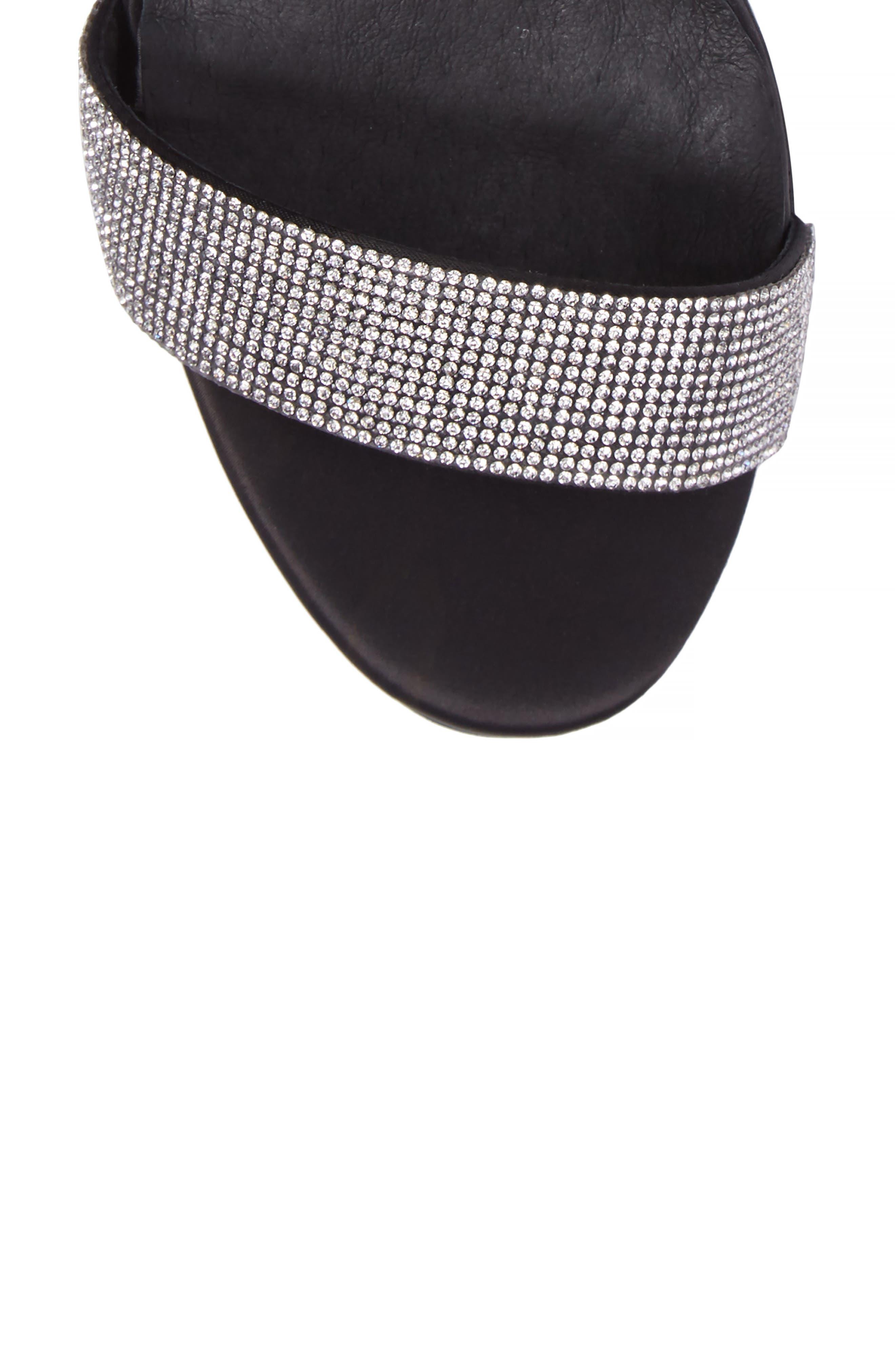 Alternate Image 5  - Jeffrey Campbell Frost Ankle Cuff Sandal (Women)