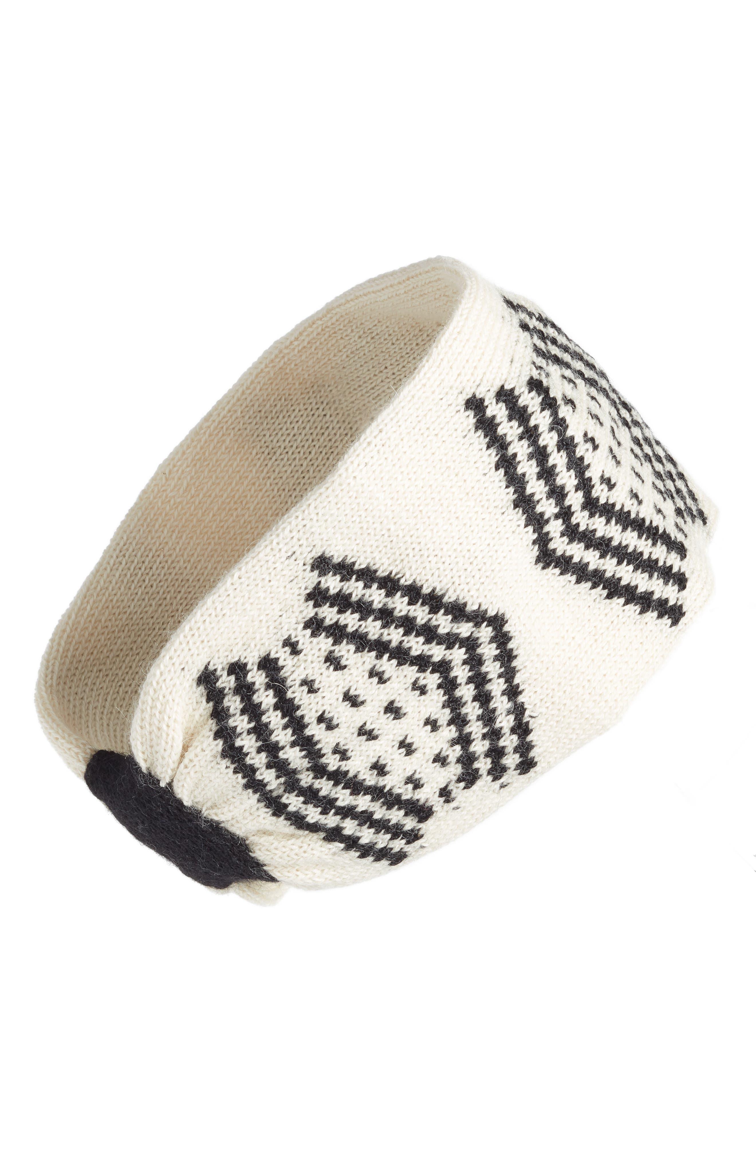 LAMINI Tribeca Alpaca Headband