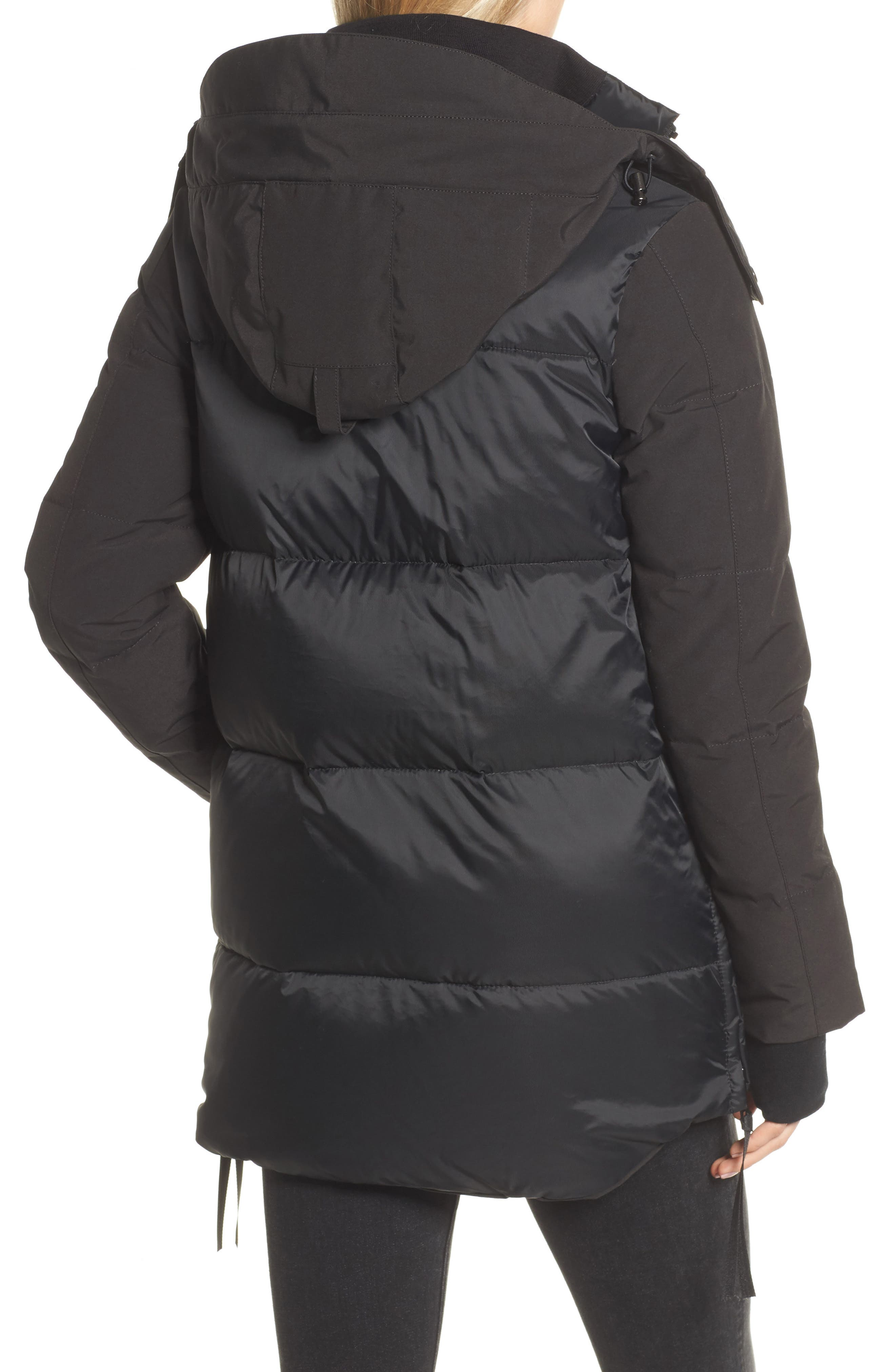 Alternate Image 2  - Canada Goose Whitehorse Hooded Water Resistant 675-Fill-Power Down Parka