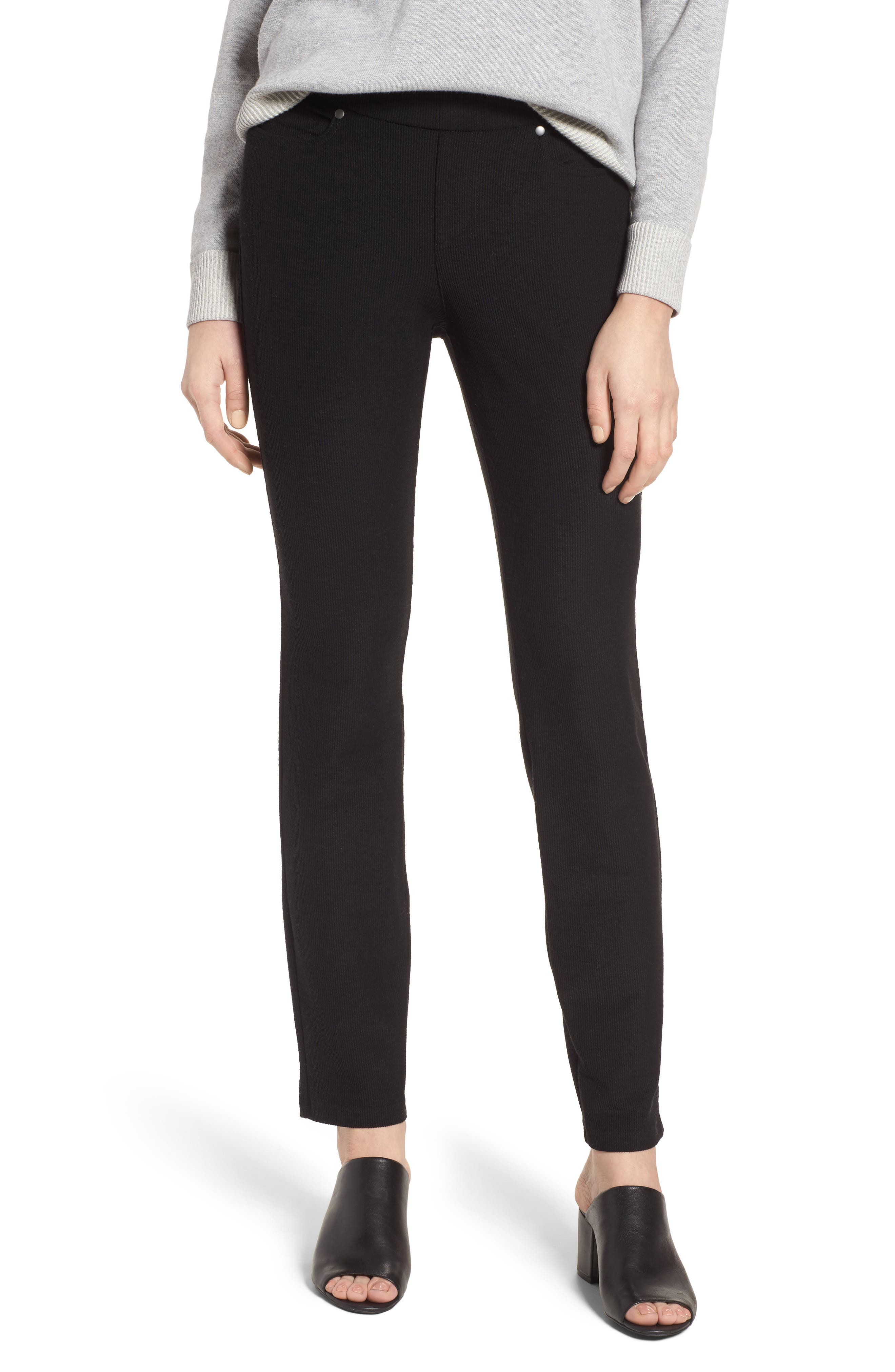 Eileen Fisher Stretch Corduroy Skinny Pants