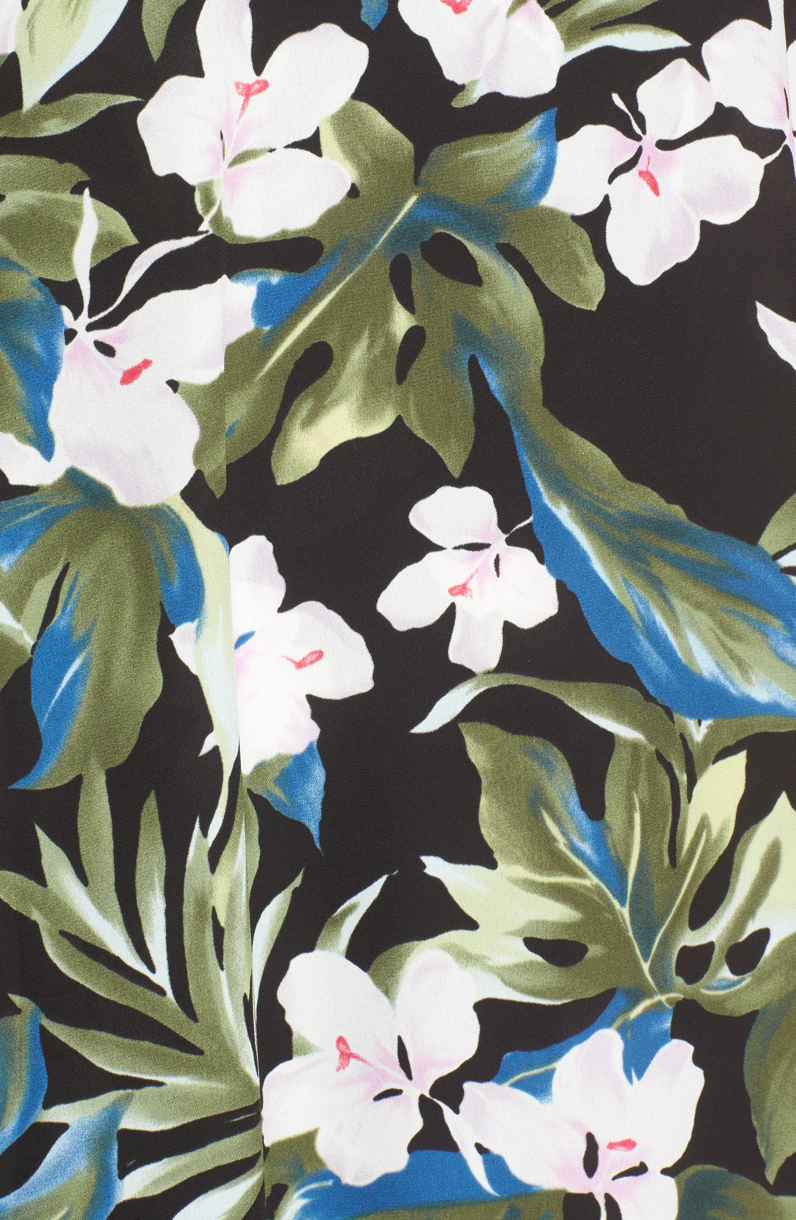 Bronte Maxi Dress,                             Alternate thumbnail 5, color,                             Monet On Vacay