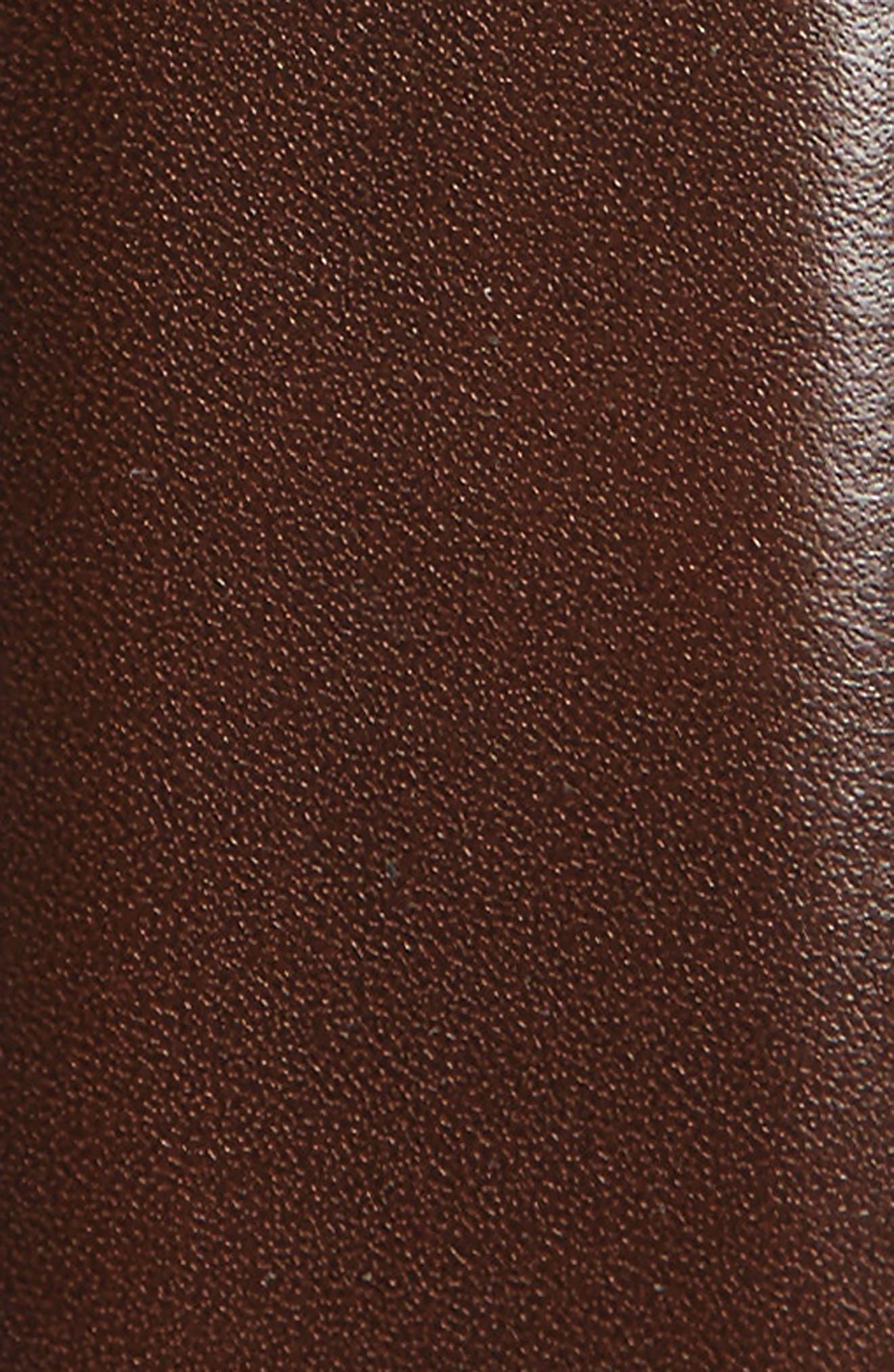 Alternate Image 3  - Nordstrom Men's Shop Porter Reversible Leather Belt