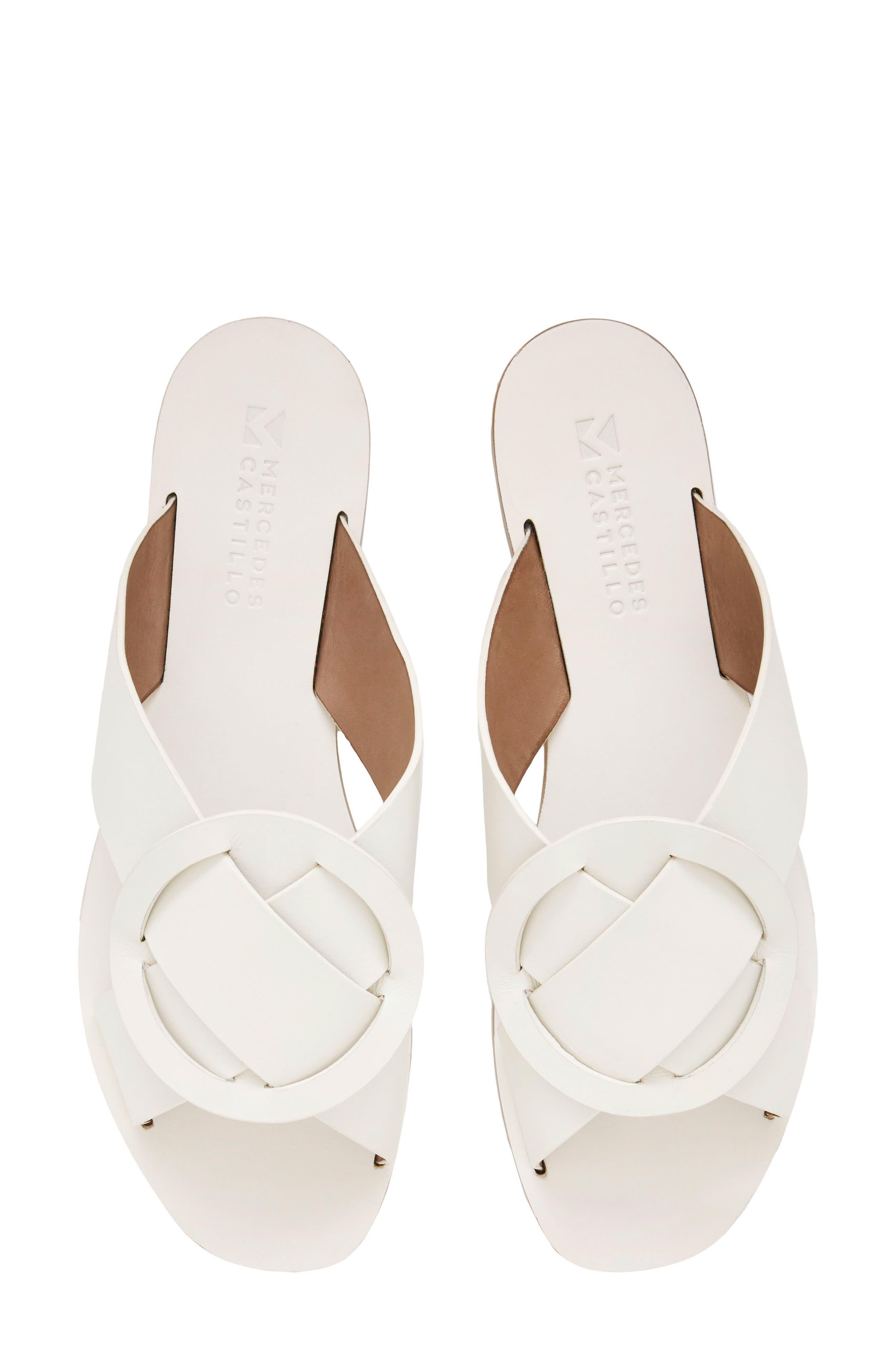 Alternate Image 7  - Mercedes Castillo Carlein Slide Sandal (Women)