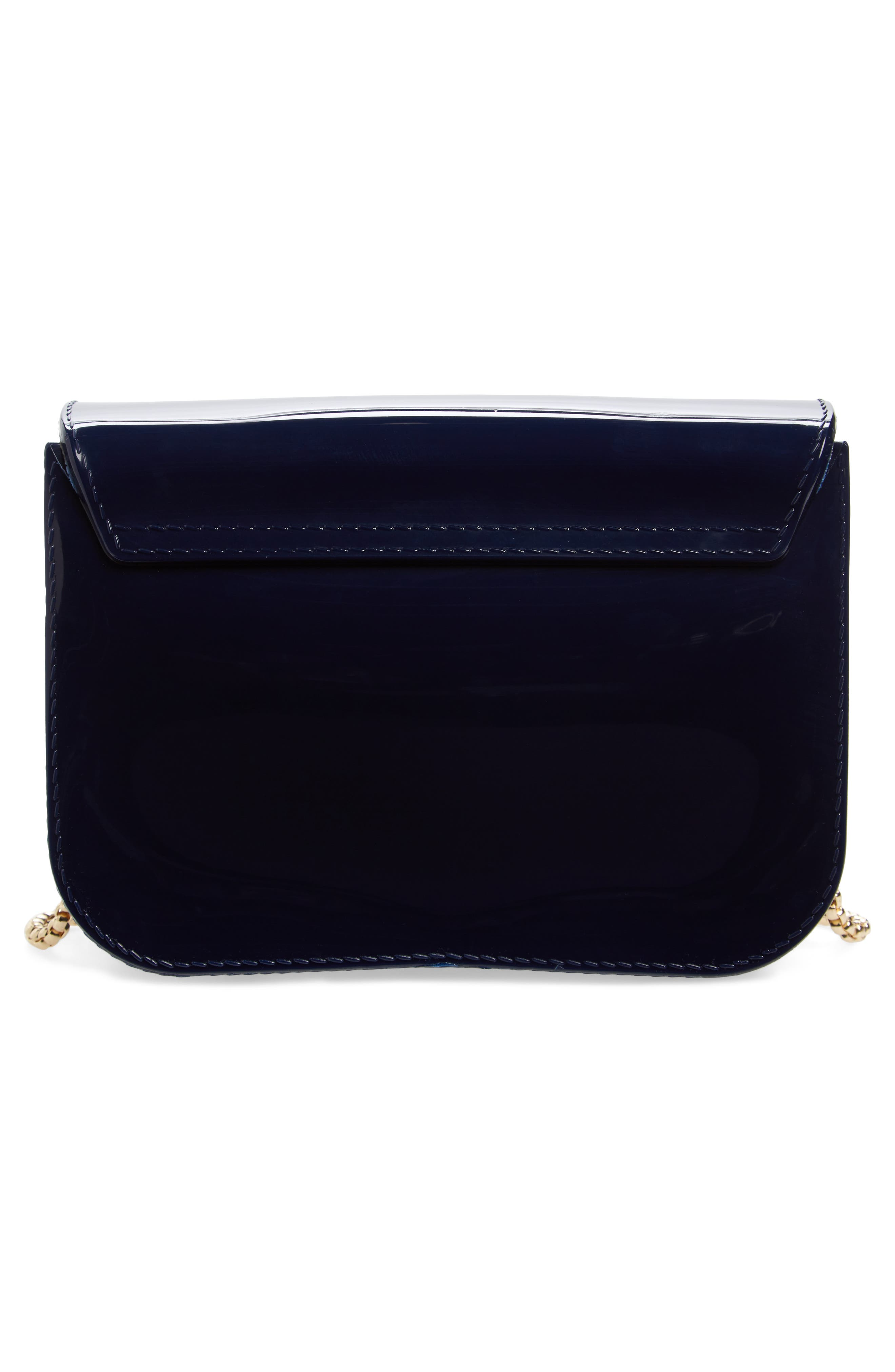 Jelly Shoulder Bag,                             Alternate thumbnail 2, color,                             Navy