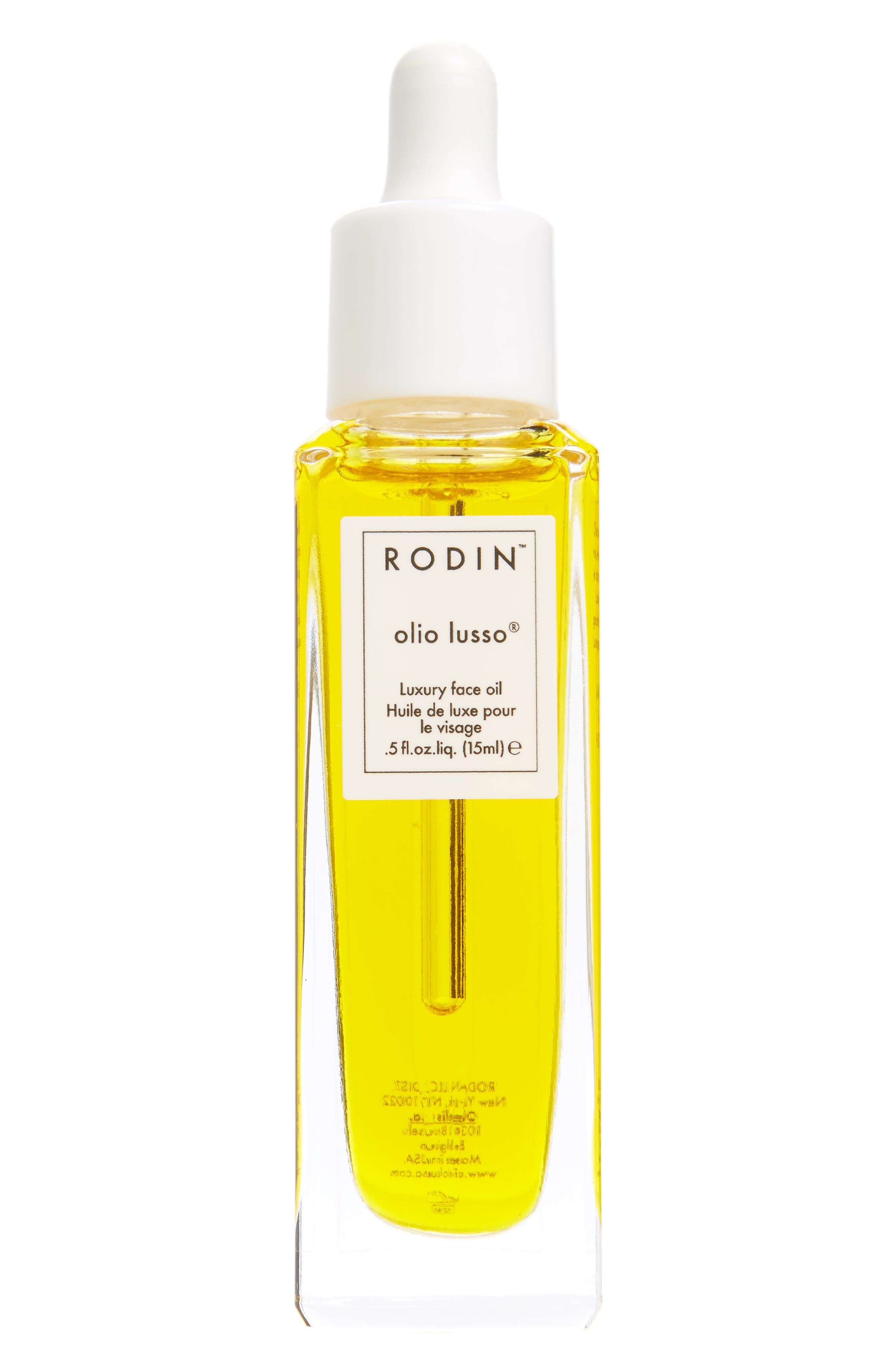 RODIN olio lusso Jasmine & Neroli Face Oil (Nordstrom Exclusive)