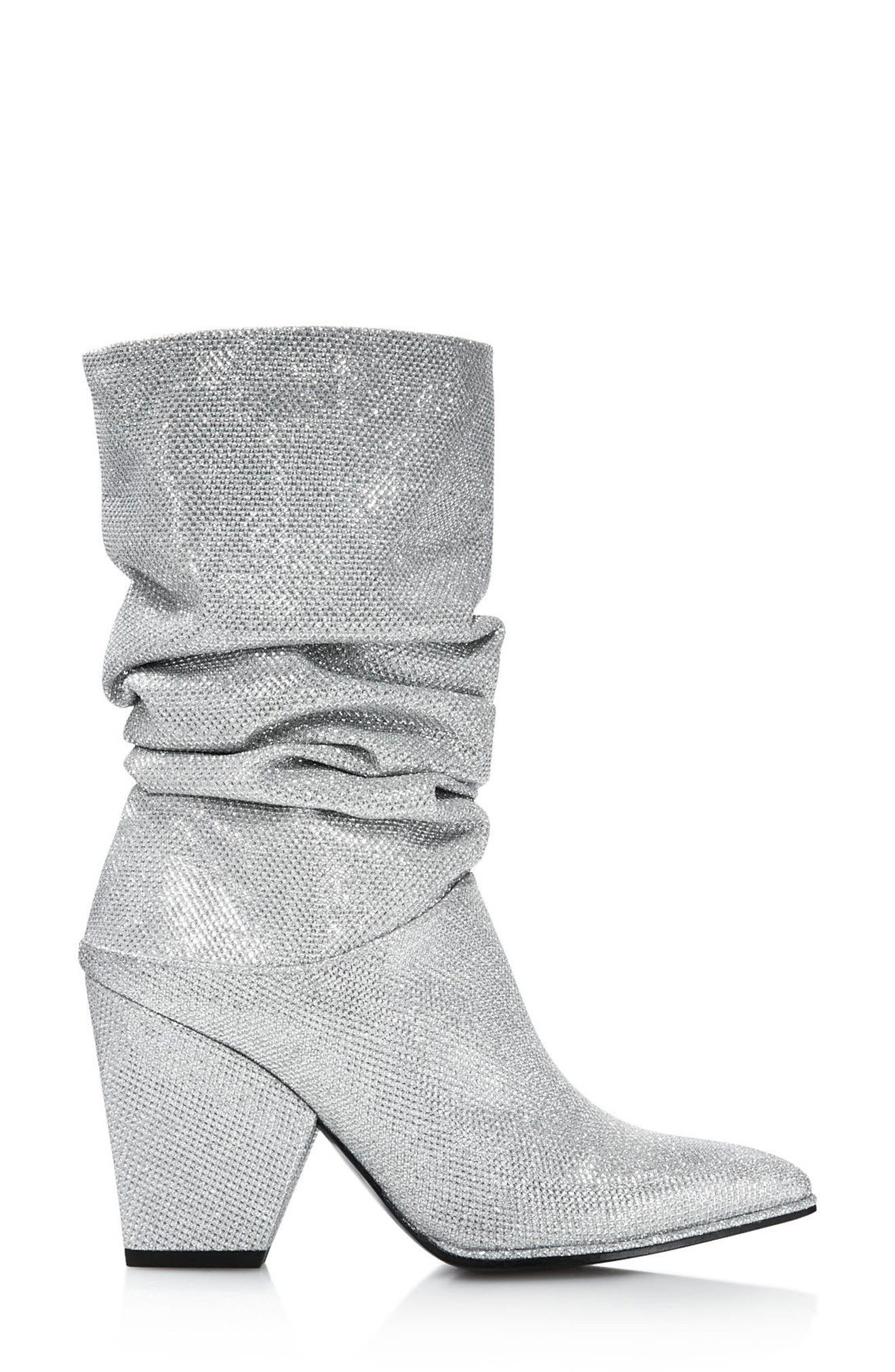 Alternate Image 2  - Stuart Weitzman Crush Slouchy Bootie (Women)