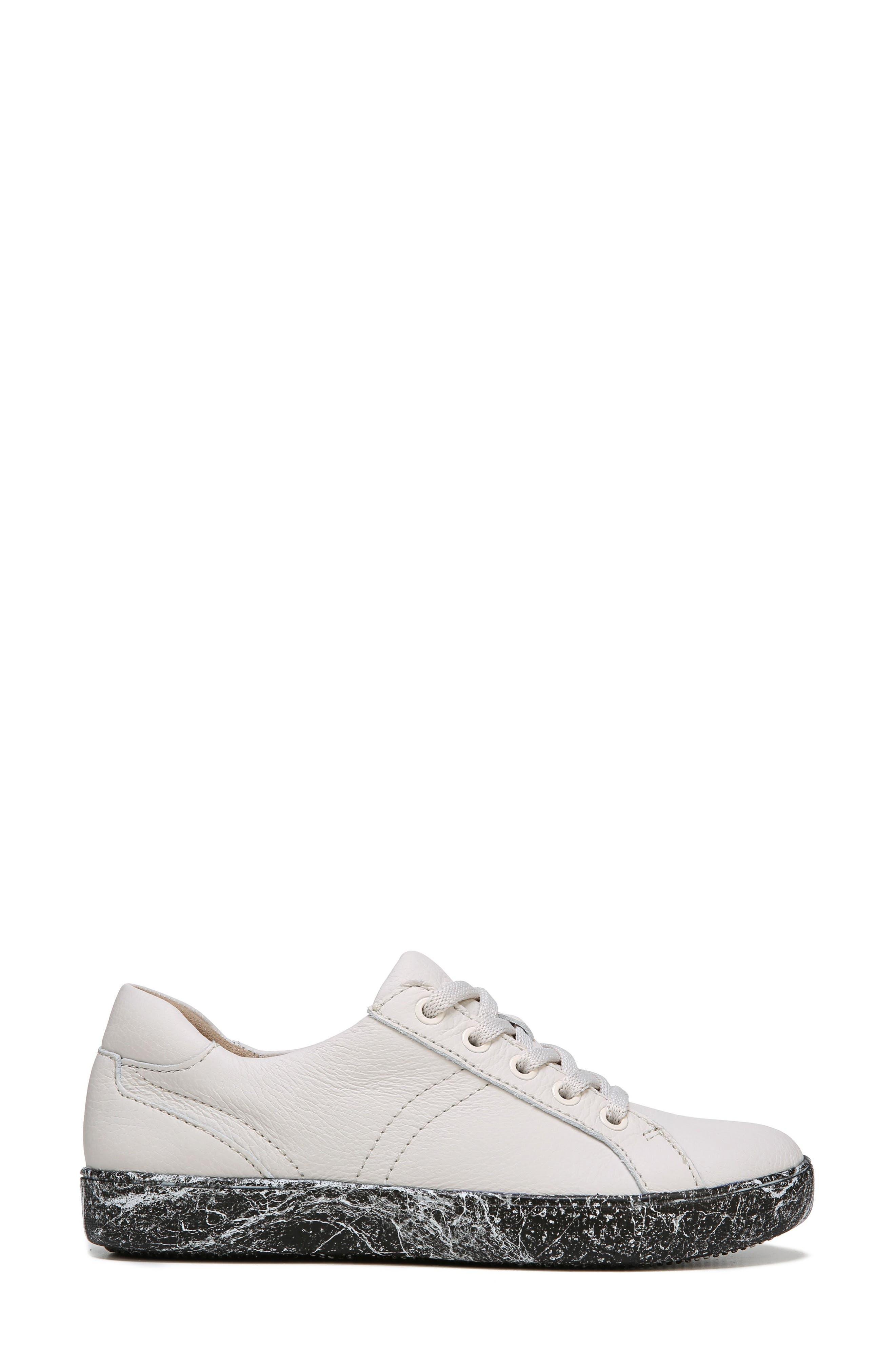 Morrison Sneaker,                             Alternate thumbnail 5, color,                             Beige Pebble Leather