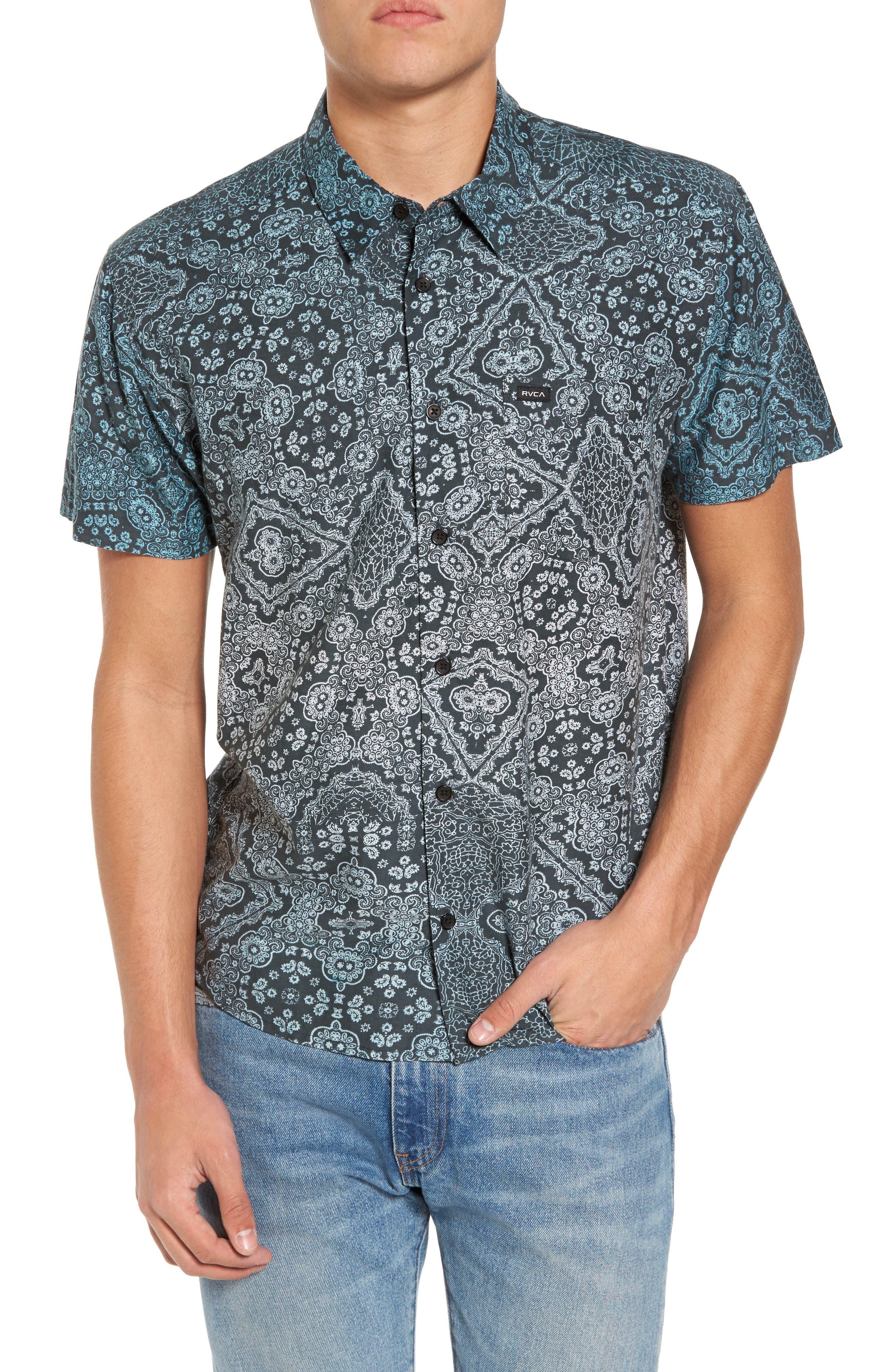 Alternate Image 1 Selected - RVCA I Like It Print Shirt