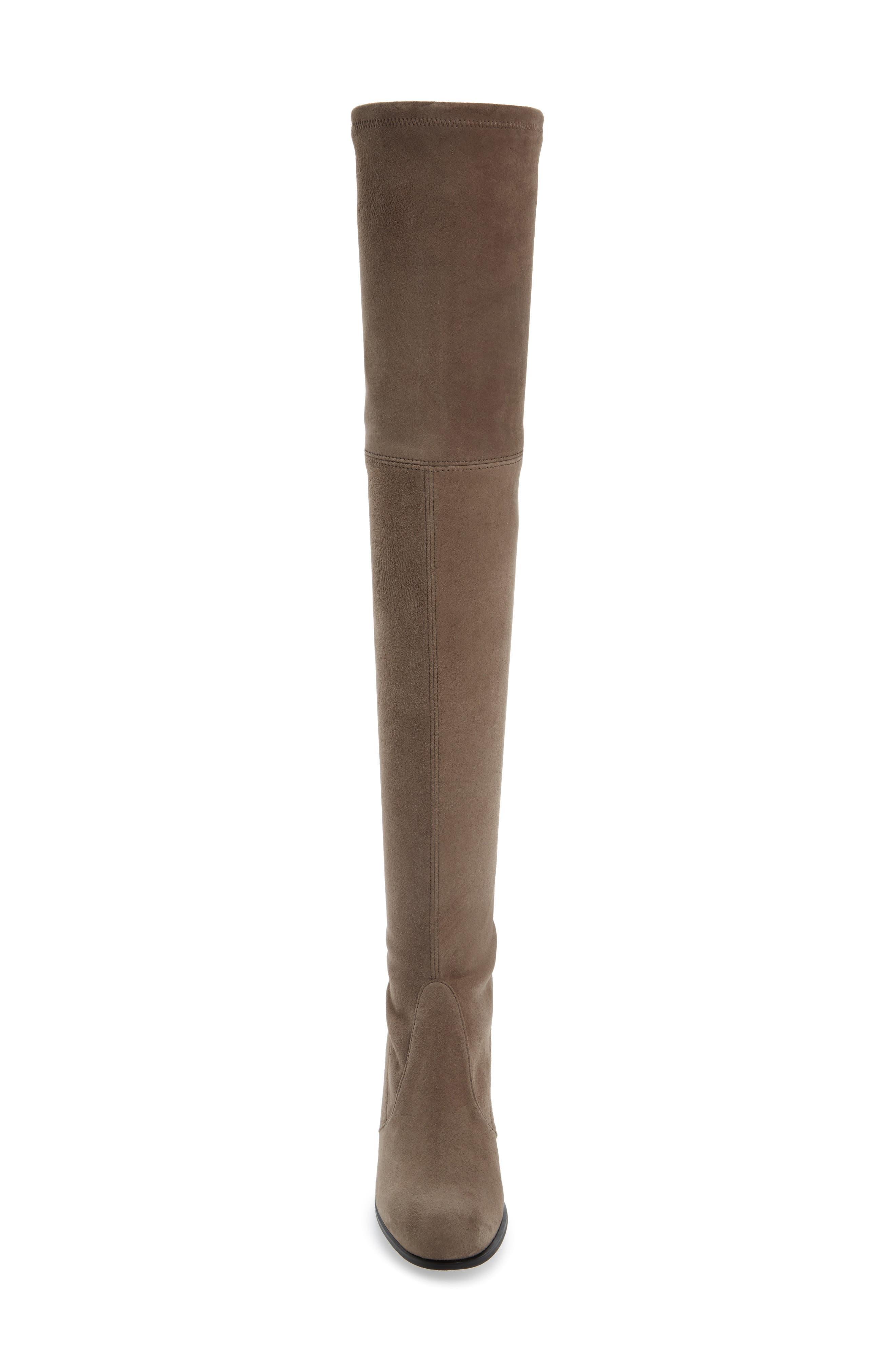 Alternate Image 4  - Stuart Weitzman Tieland Over the Knee Boot (Women)