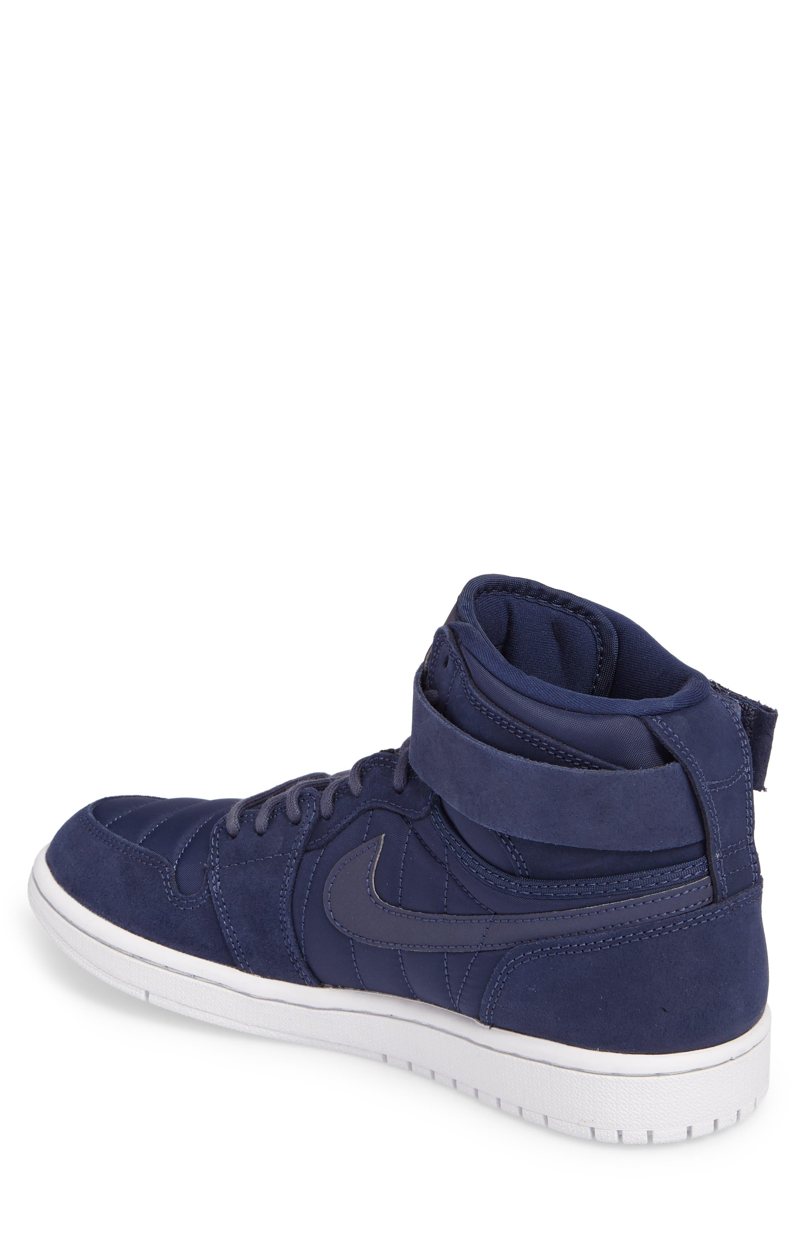 Alternate Image 2  - Nike Air Jordan 1 Sneaker (Men)