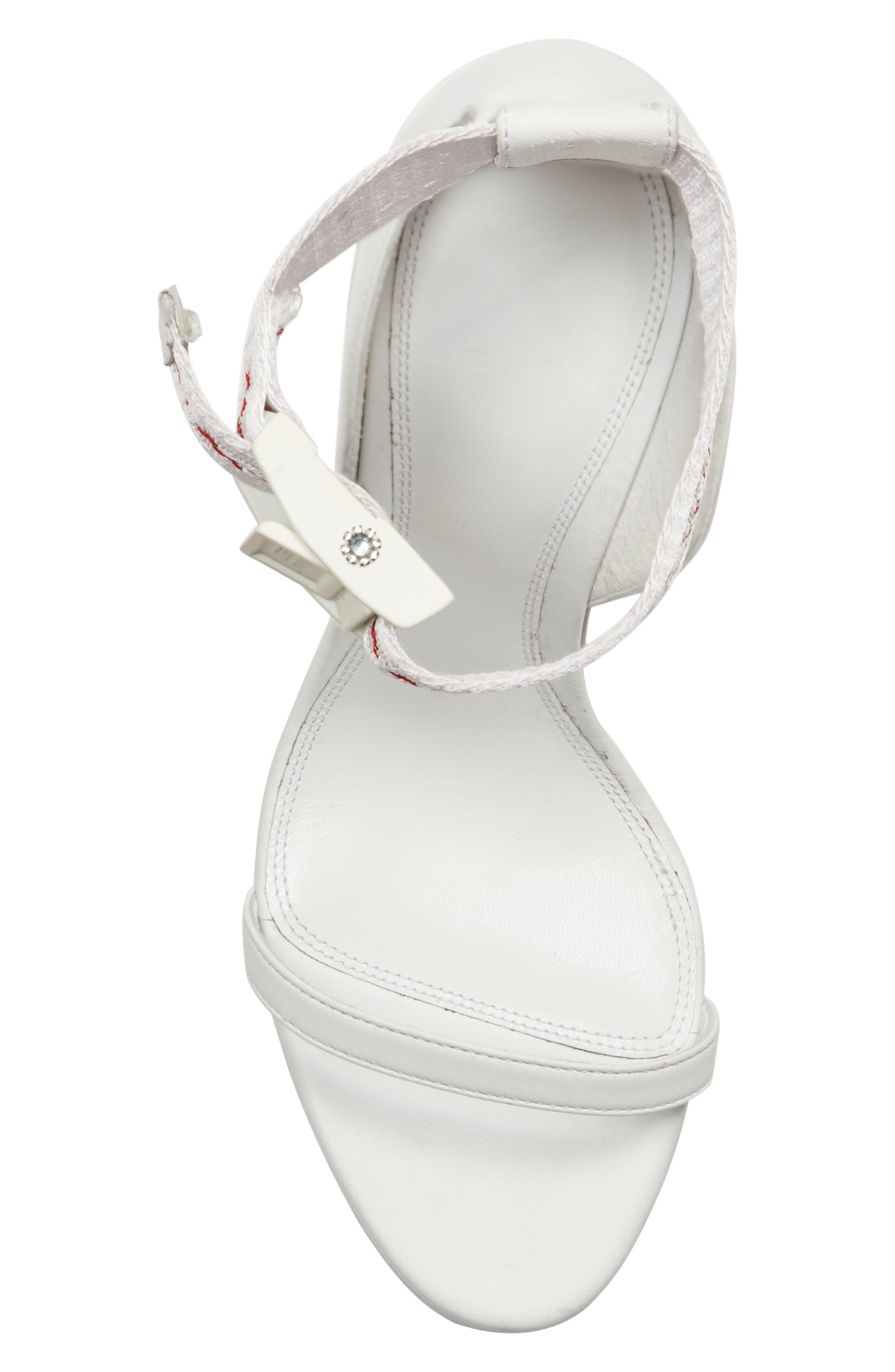 Alternate Image 5  - Off-White Industrial Sandal (Women)