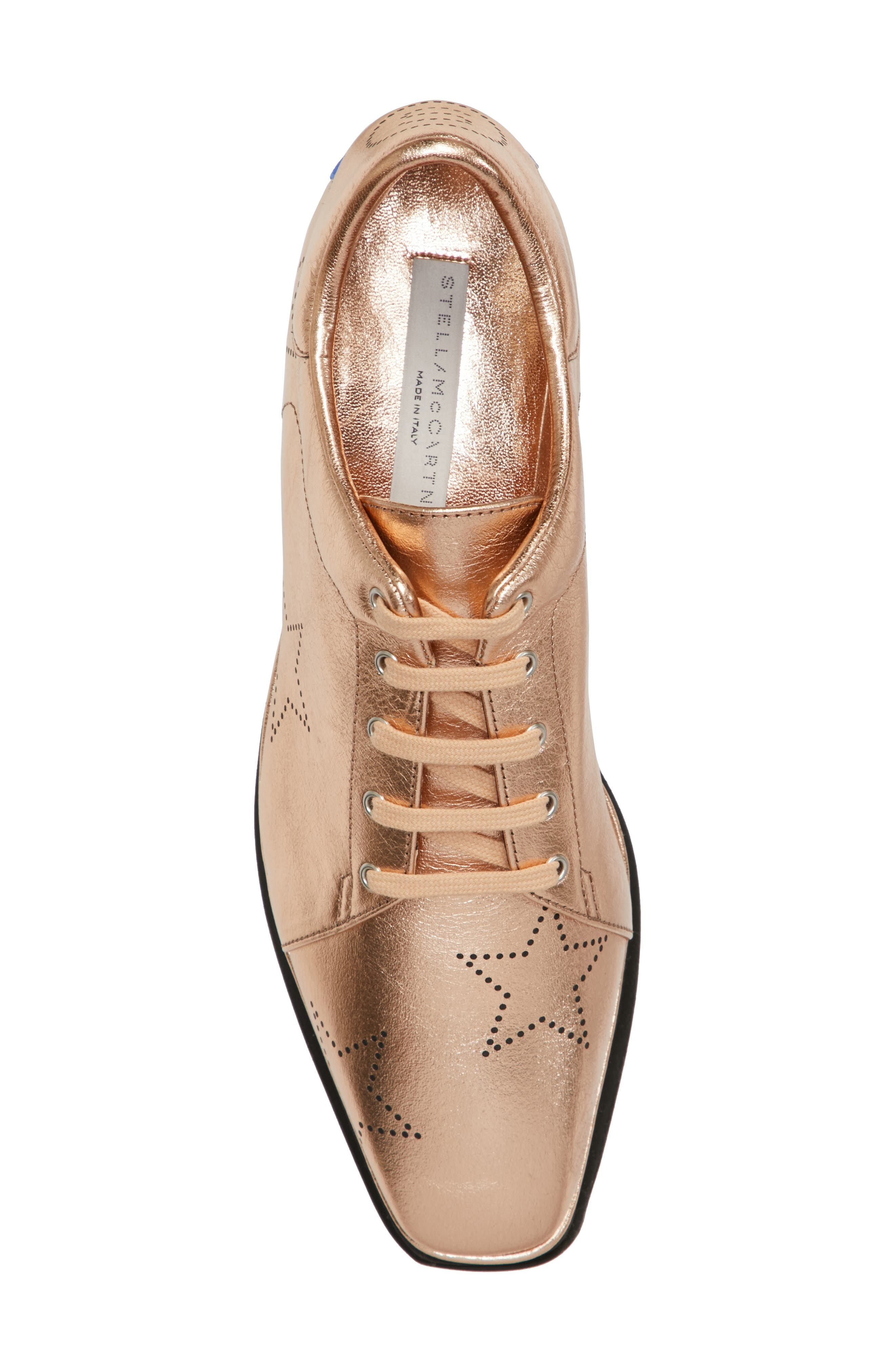 Alternate Image 5  - Stella McCartney Elyse Platform Sneaker (Women)