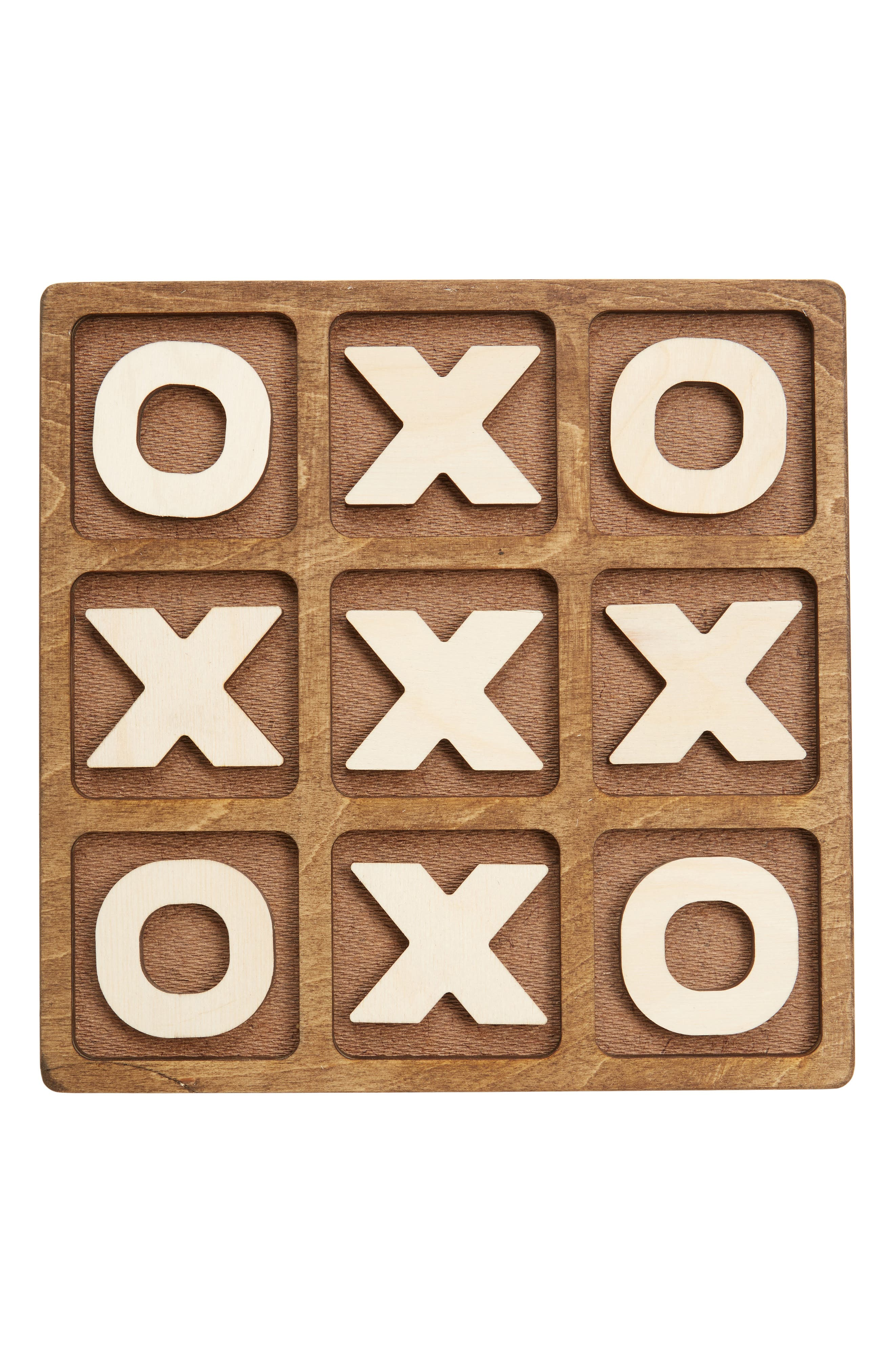 This & That Etc. Toys 11-Piece Classic Tic-Tac-Toe Game