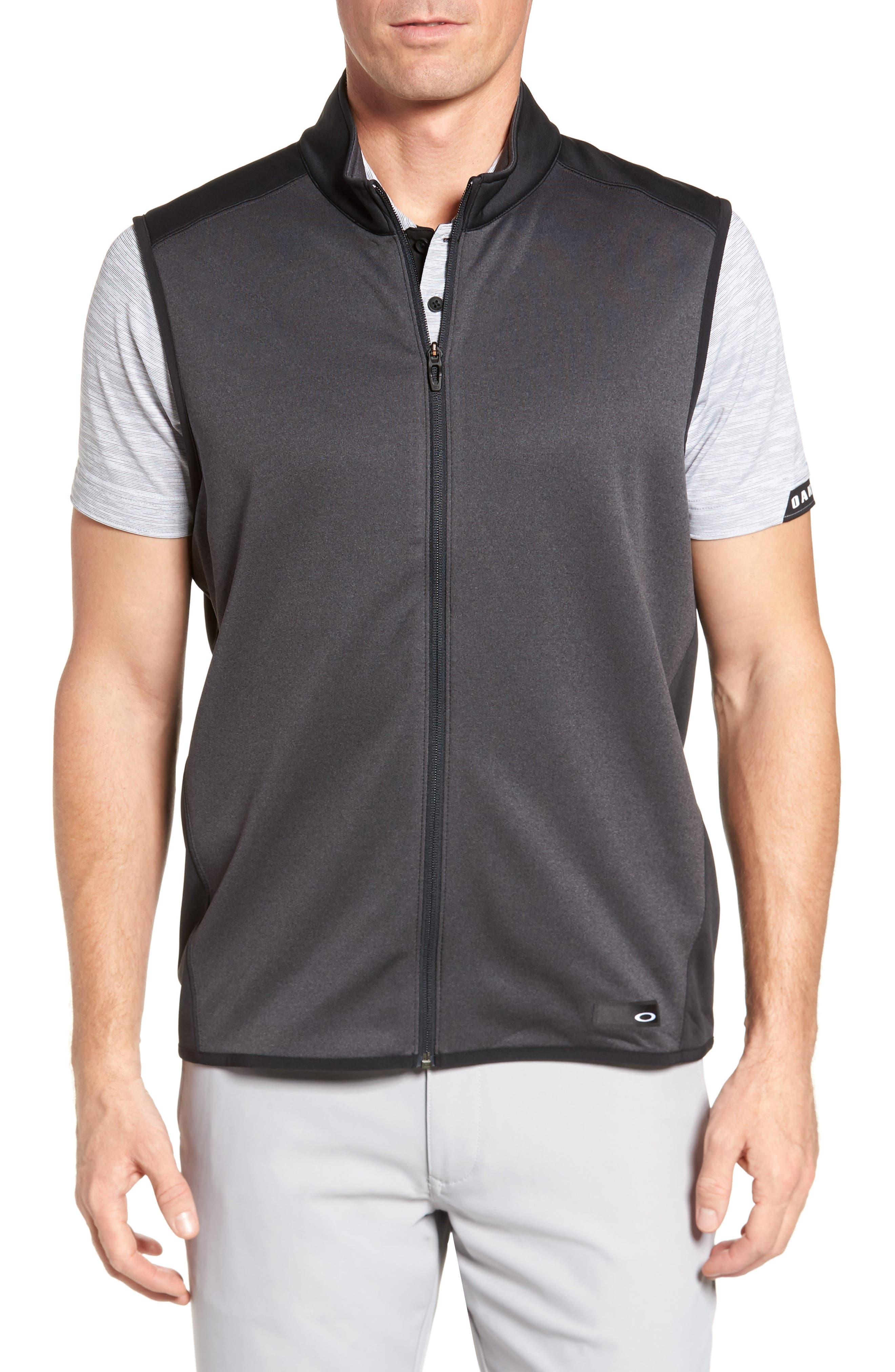 Range Vest,                             Main thumbnail 1, color,                             Blackout
