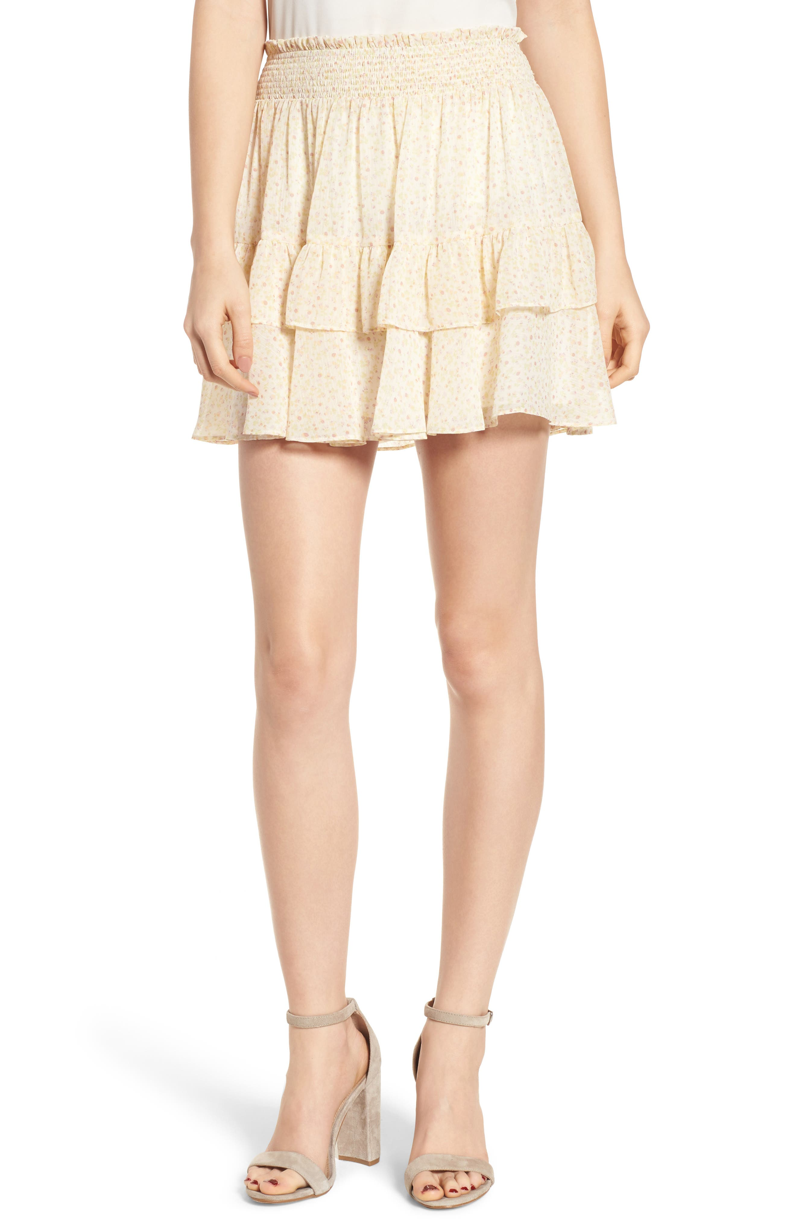 Main Image - Rebecca Minkoff Canyon Skirt