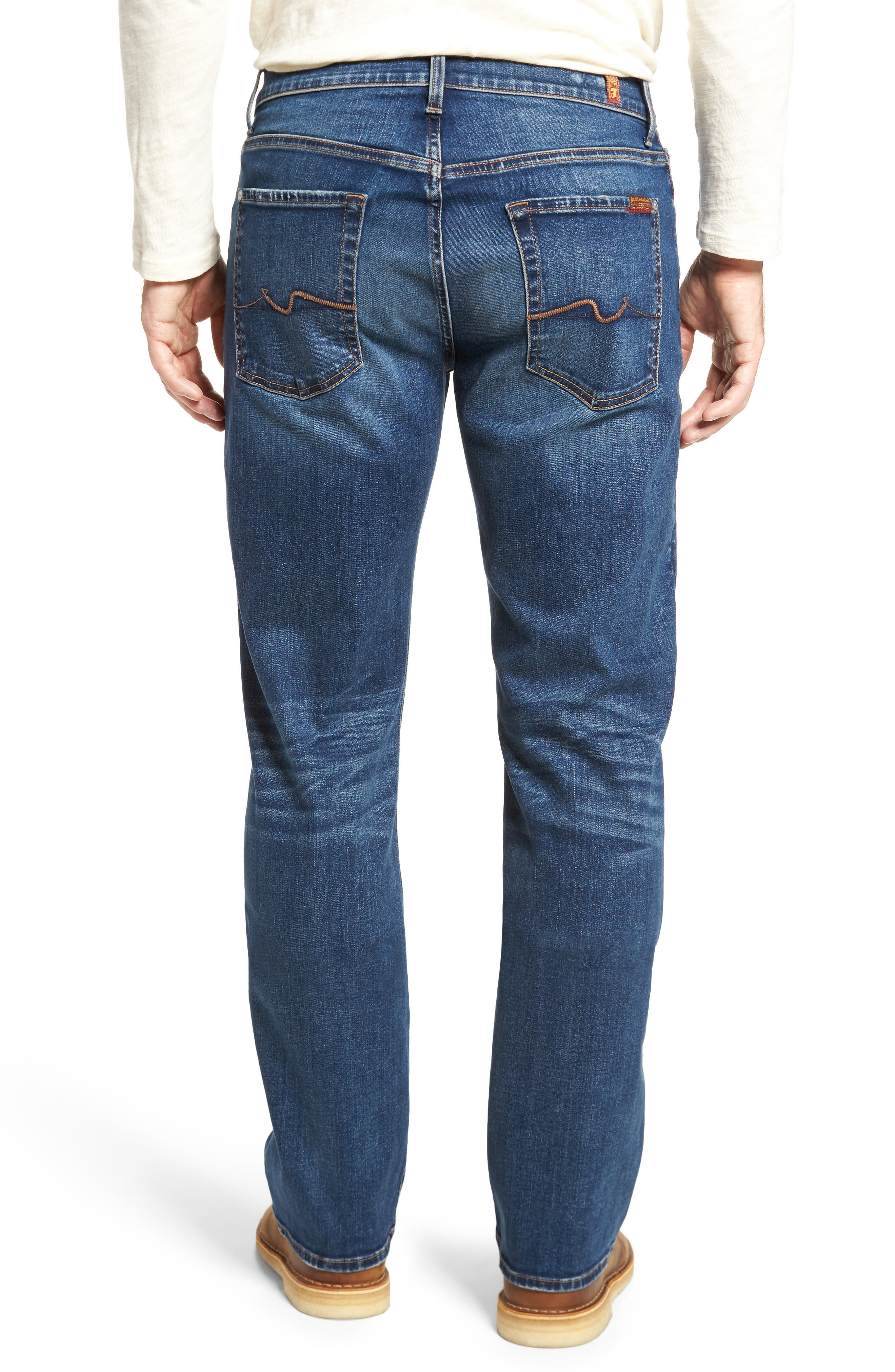 Alternate Image 2  - 7 For All Mankind® Luxe Performance - Austyn Relaxed Fit Jeans (Union)