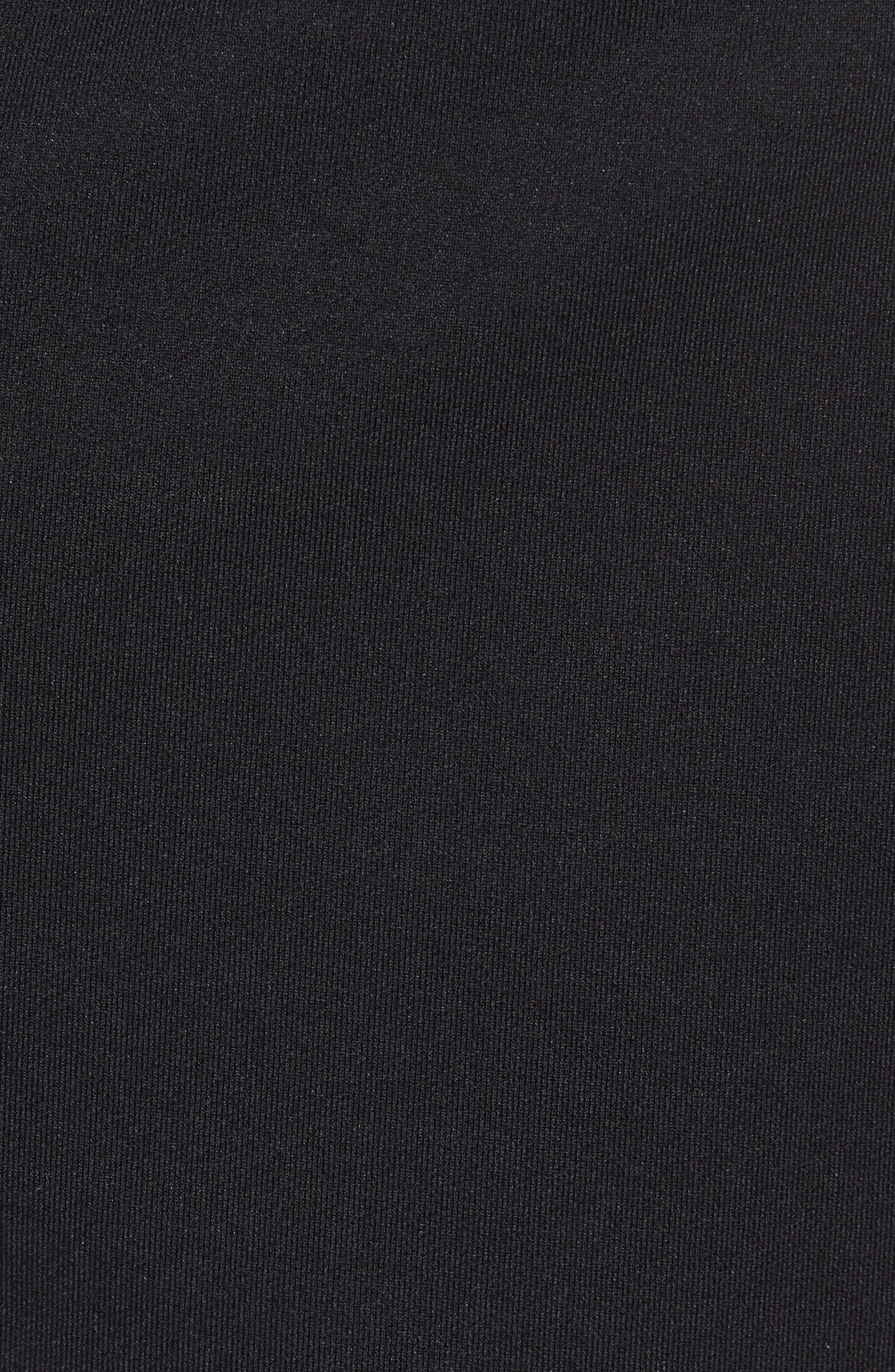 Everywear Jogger Pants,                             Alternate thumbnail 5, color,                             Black