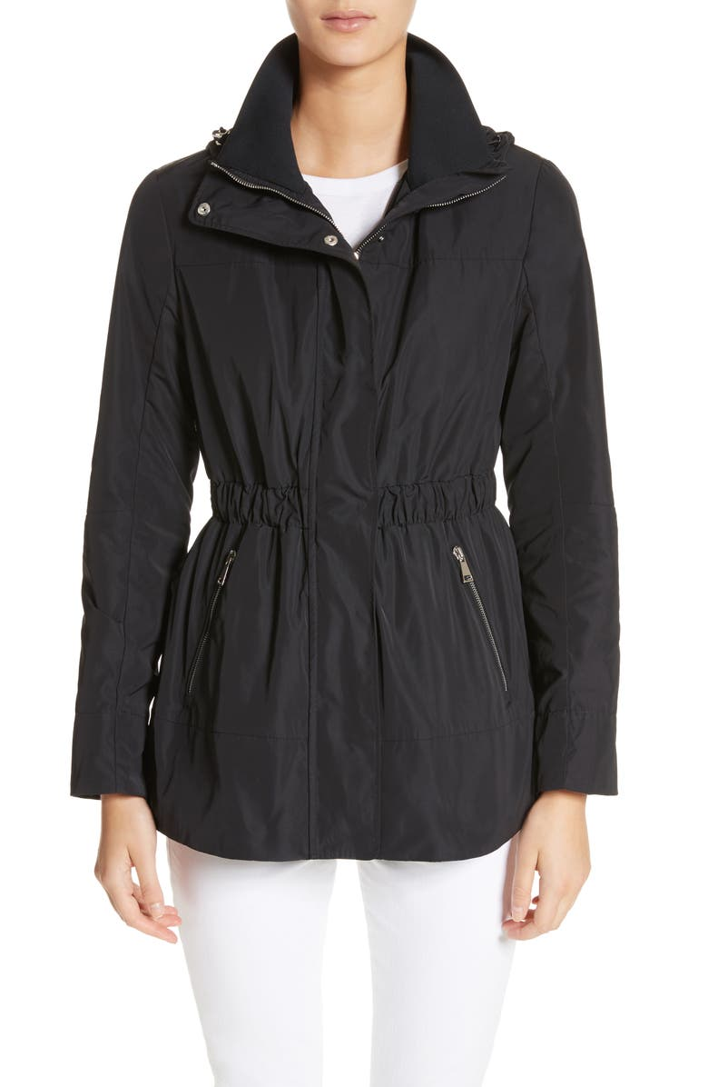 Disthene Water Resistant Hooded Jacket