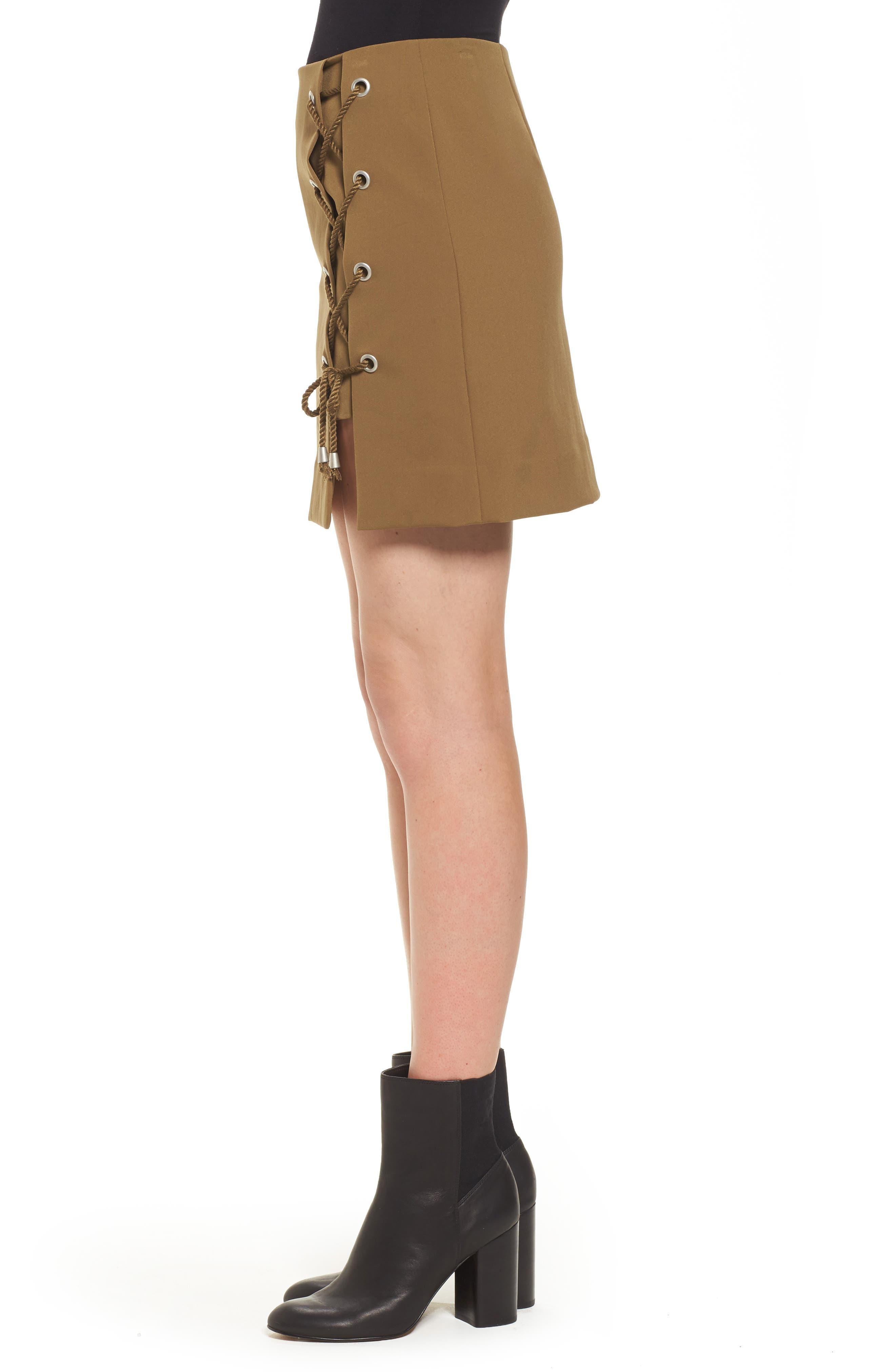 Alternate Image 3  - Rebecca Minkoff Stevia Miniskirt