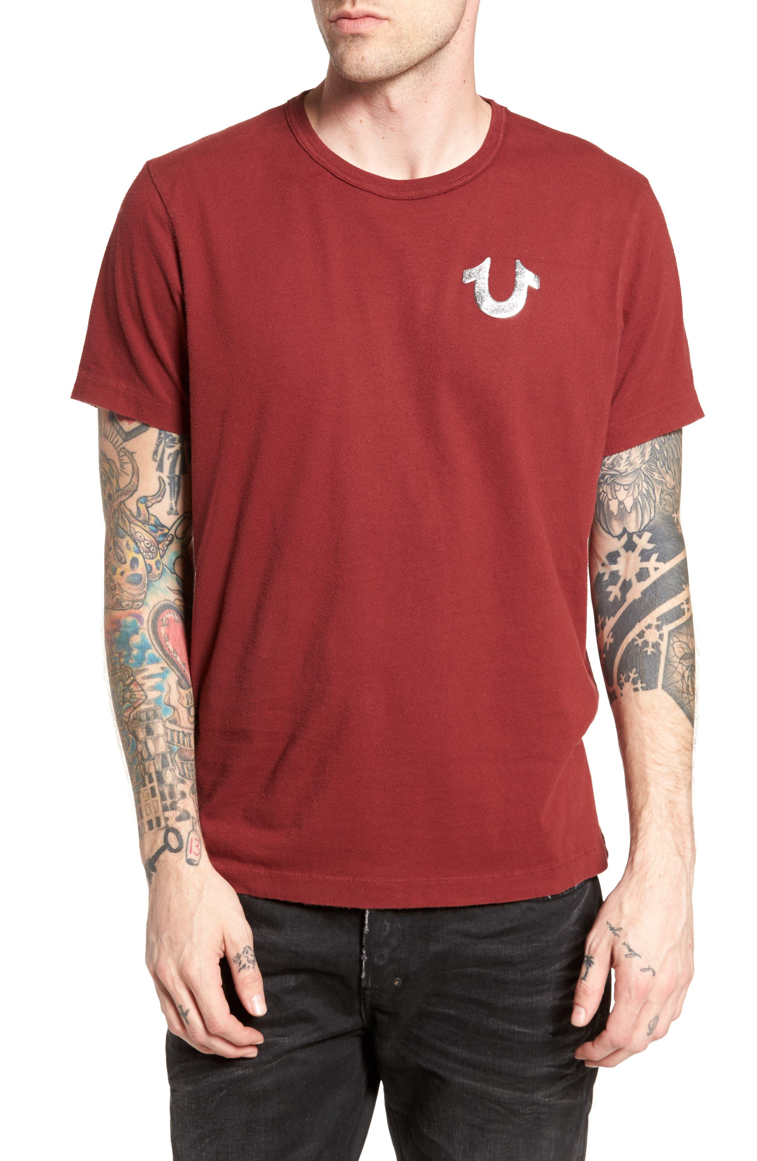 True Religion Brand Jeans Core T-Shirt