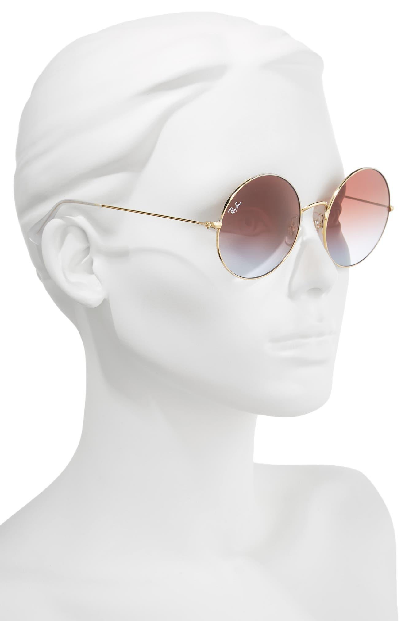 Alternate Image 2  - Ray-Ban The Ja-Jo 54mm Round Sunglasses