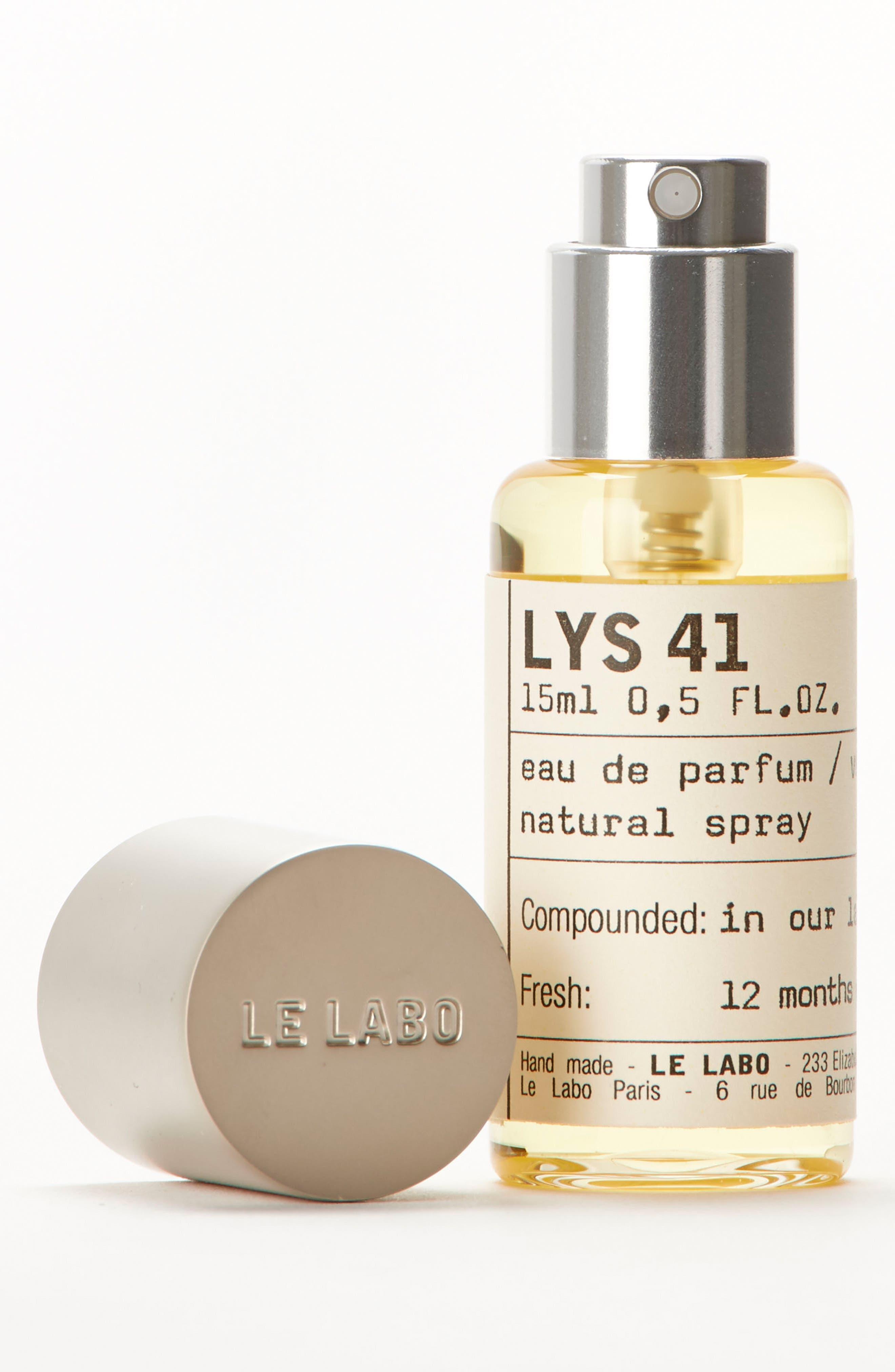 Lys 41 Eau de Parfum Natural Spray,                             Alternate thumbnail 3, color,                             No Color