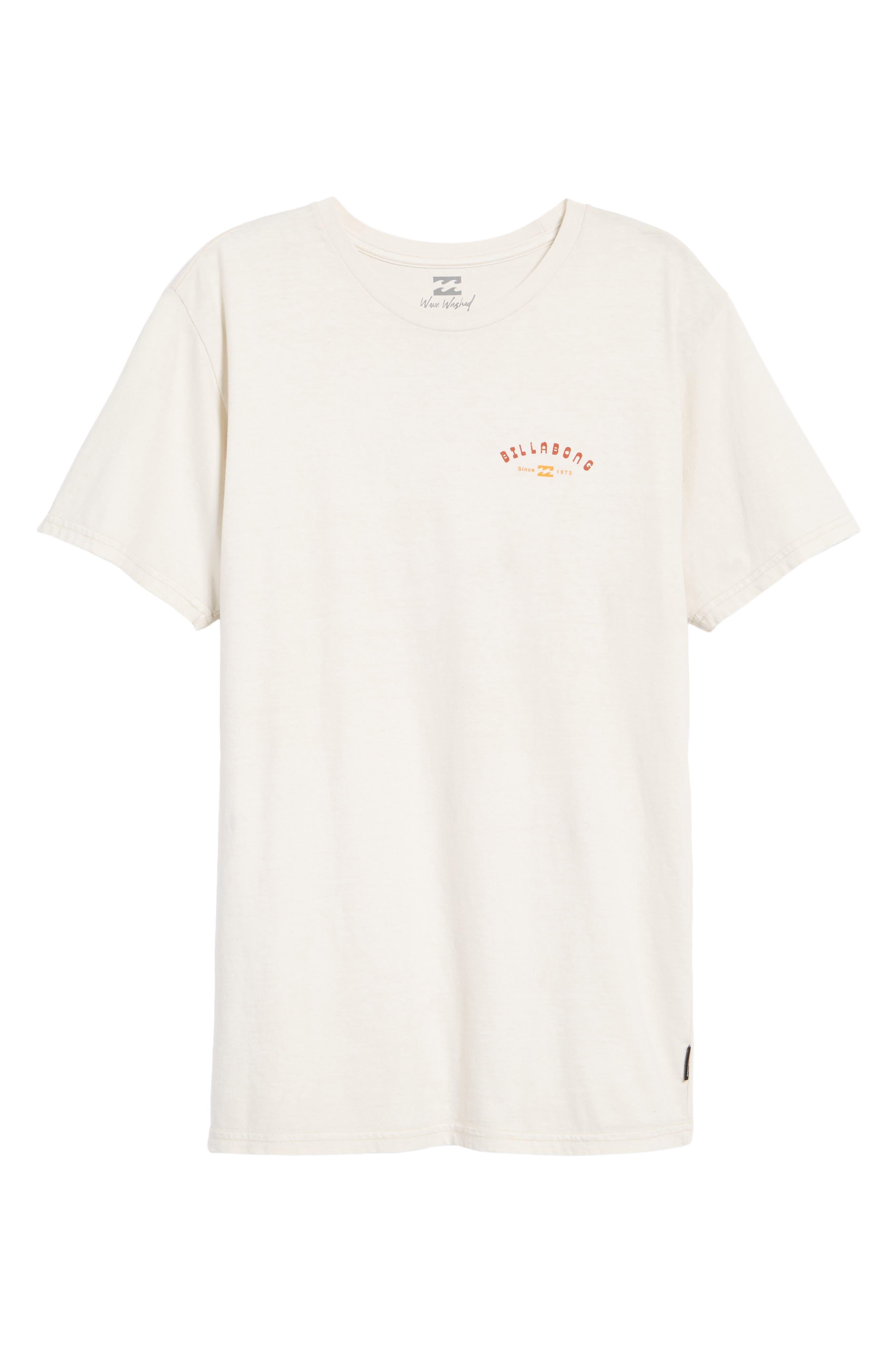 Alternate Image 6  - Billabong Single Fin Graphic T-Shirt