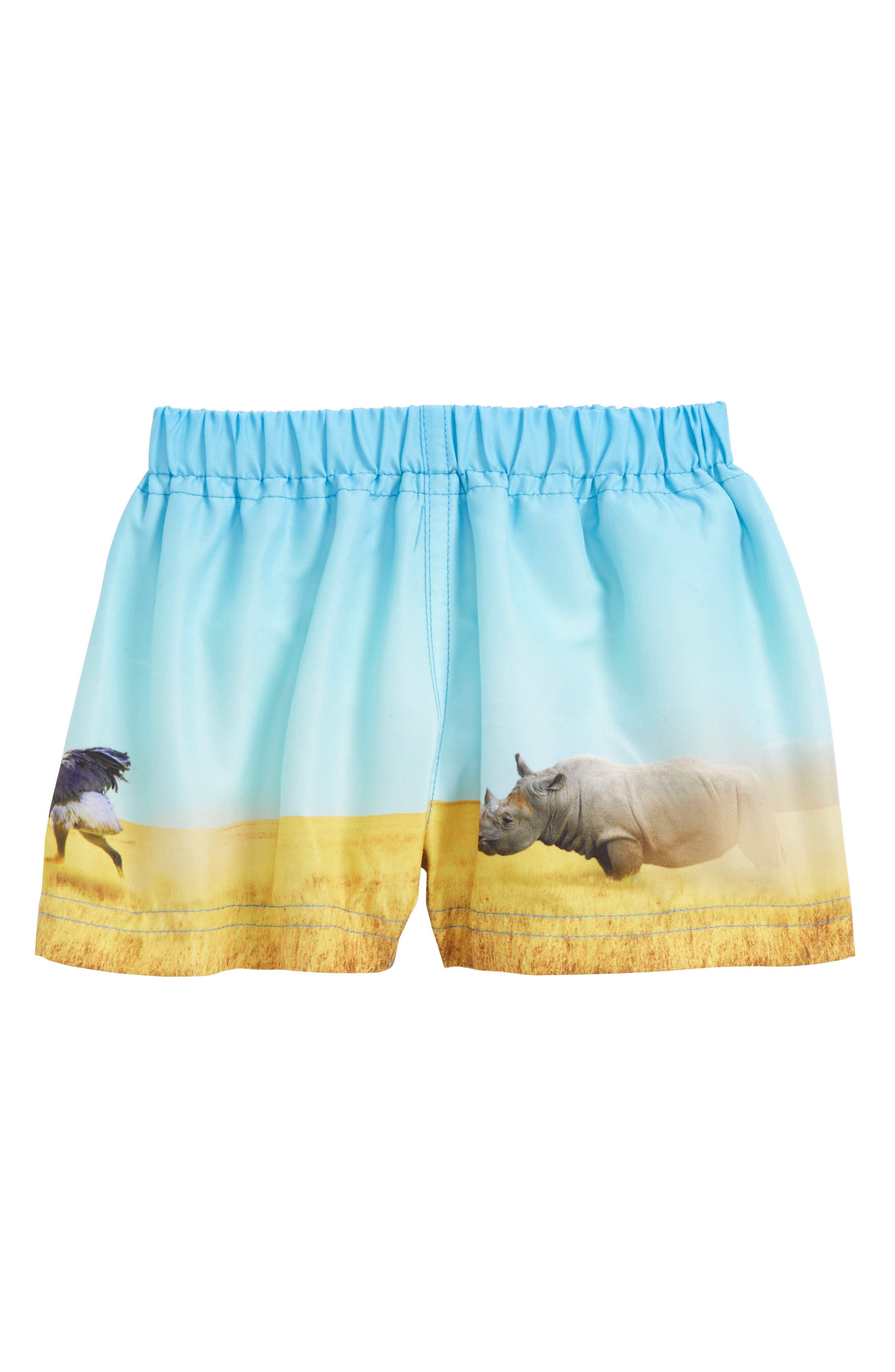 Alternate Image 1 Selected - Molo Newton Swim Trunks (Baby Boys)