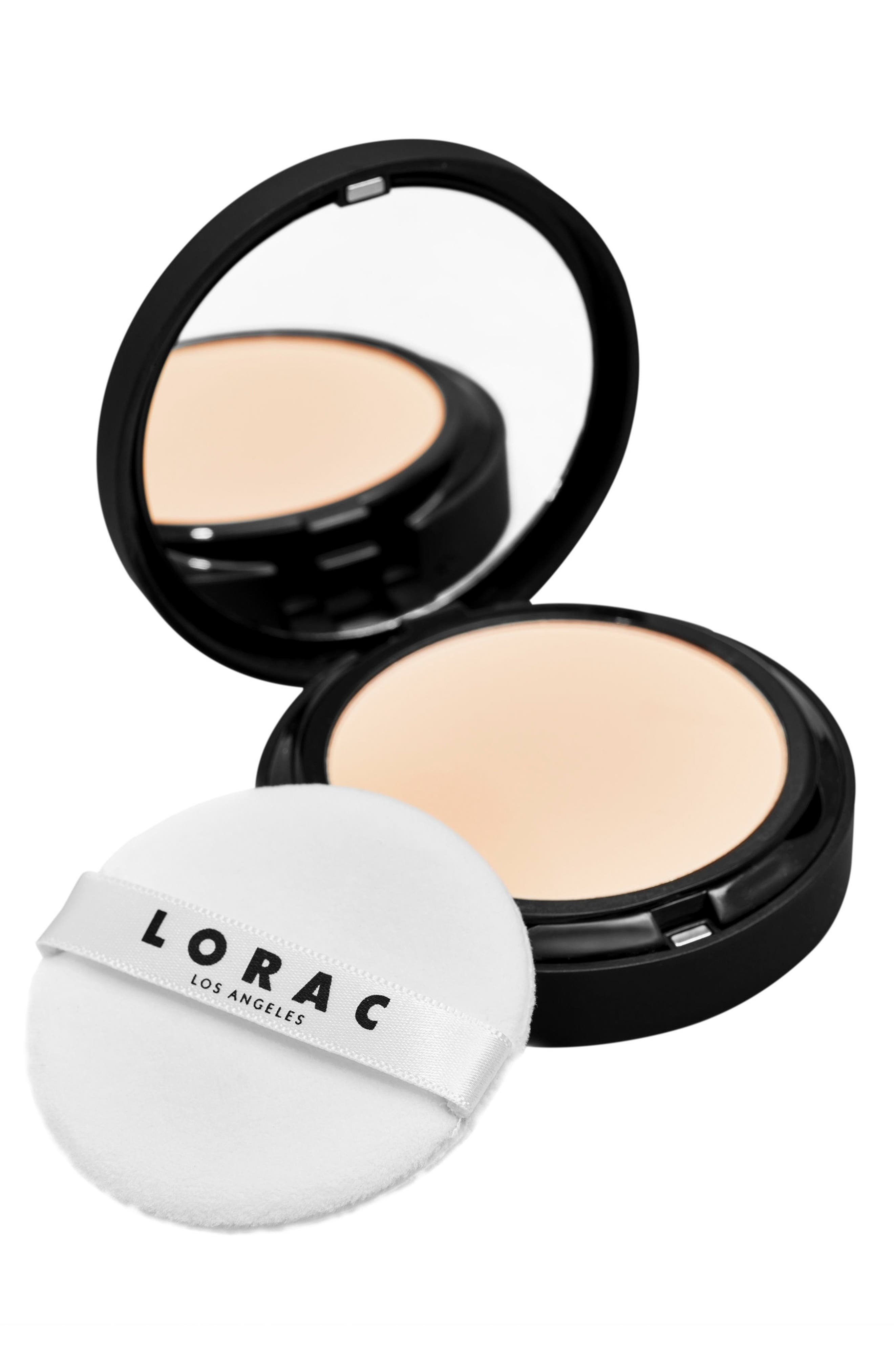 Alternate Image 2  - LORAC PRO Blurring Translucent Pressed Powder