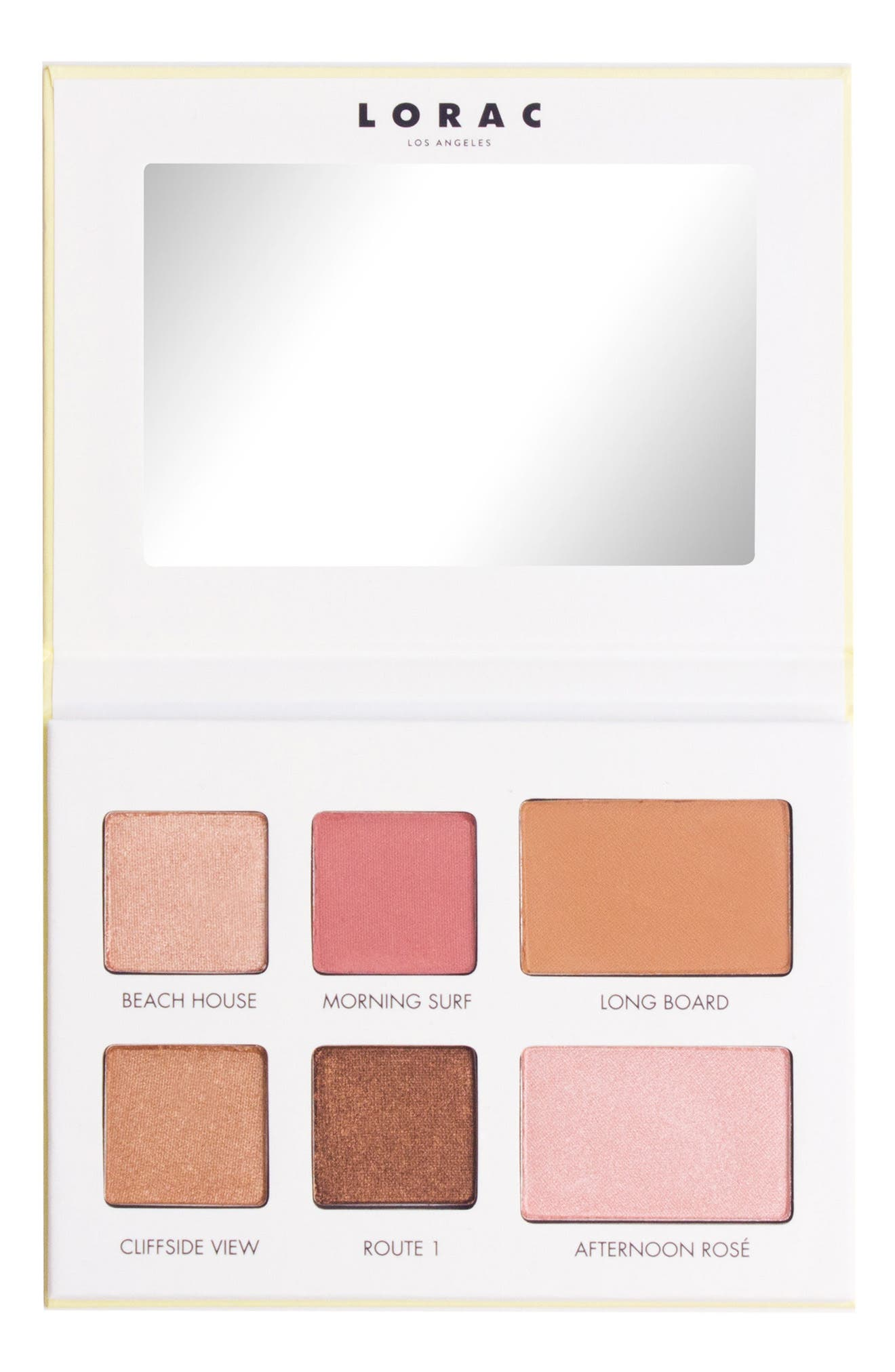 L.A. Experience Malibu Eye & Cheek Palette,                             Alternate thumbnail 2, color,                             No Color