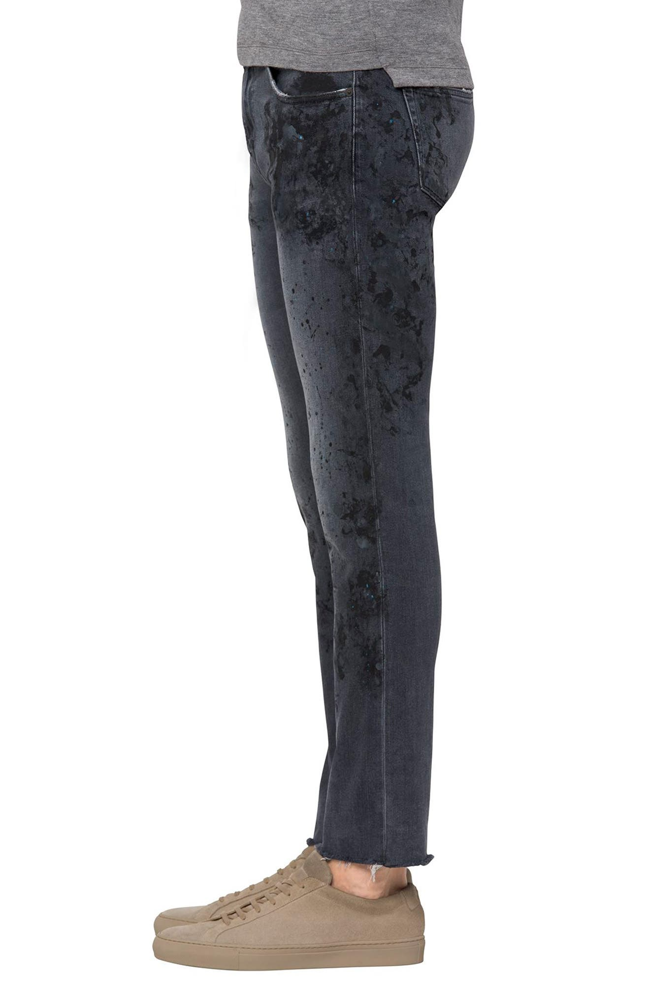 Mick Skinny Fit Jeans,                             Alternate thumbnail 3, color,                             Vitreous