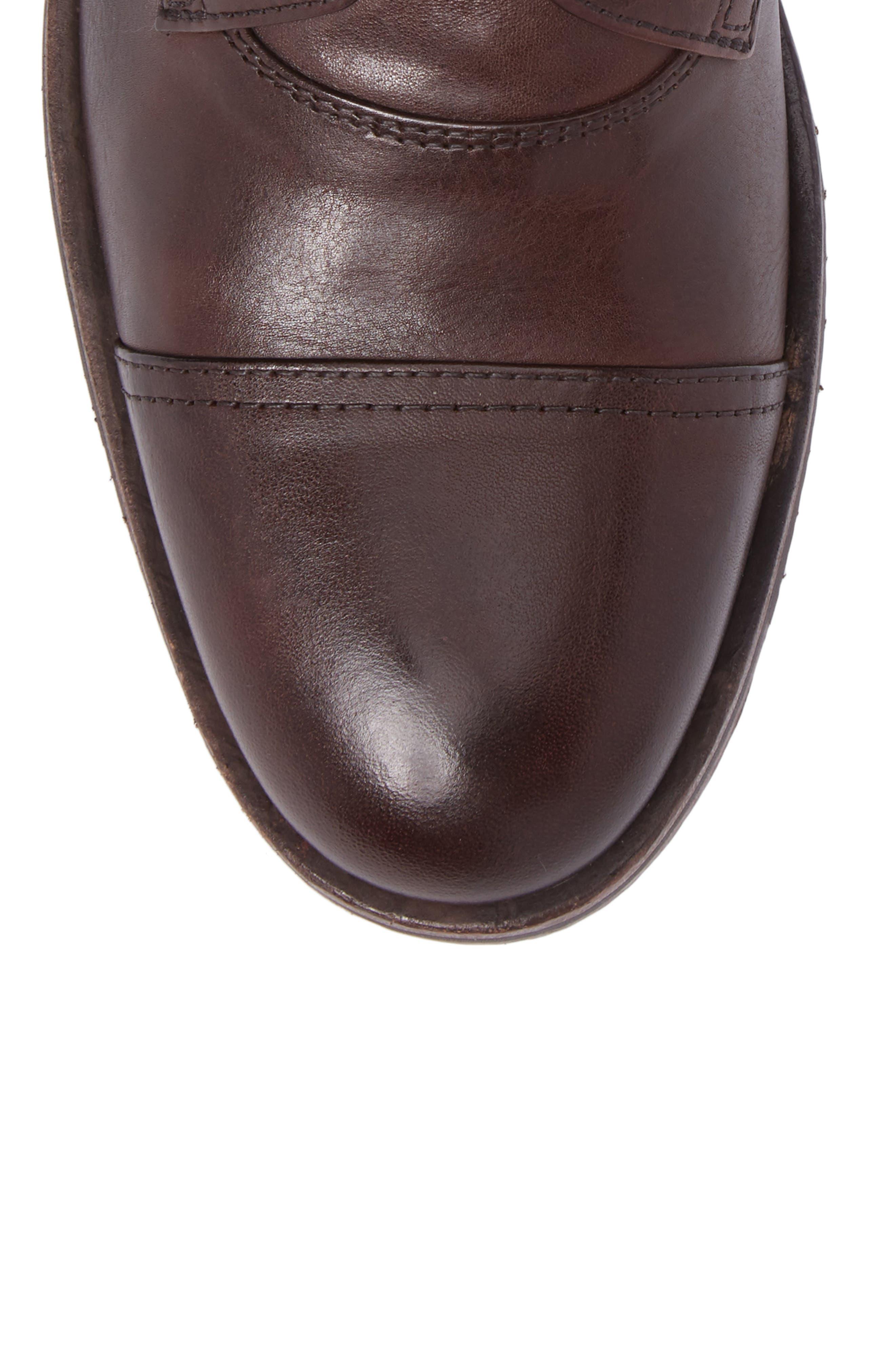 Alternate Image 5  - Frye Sam Cap Toe Boot (Men)