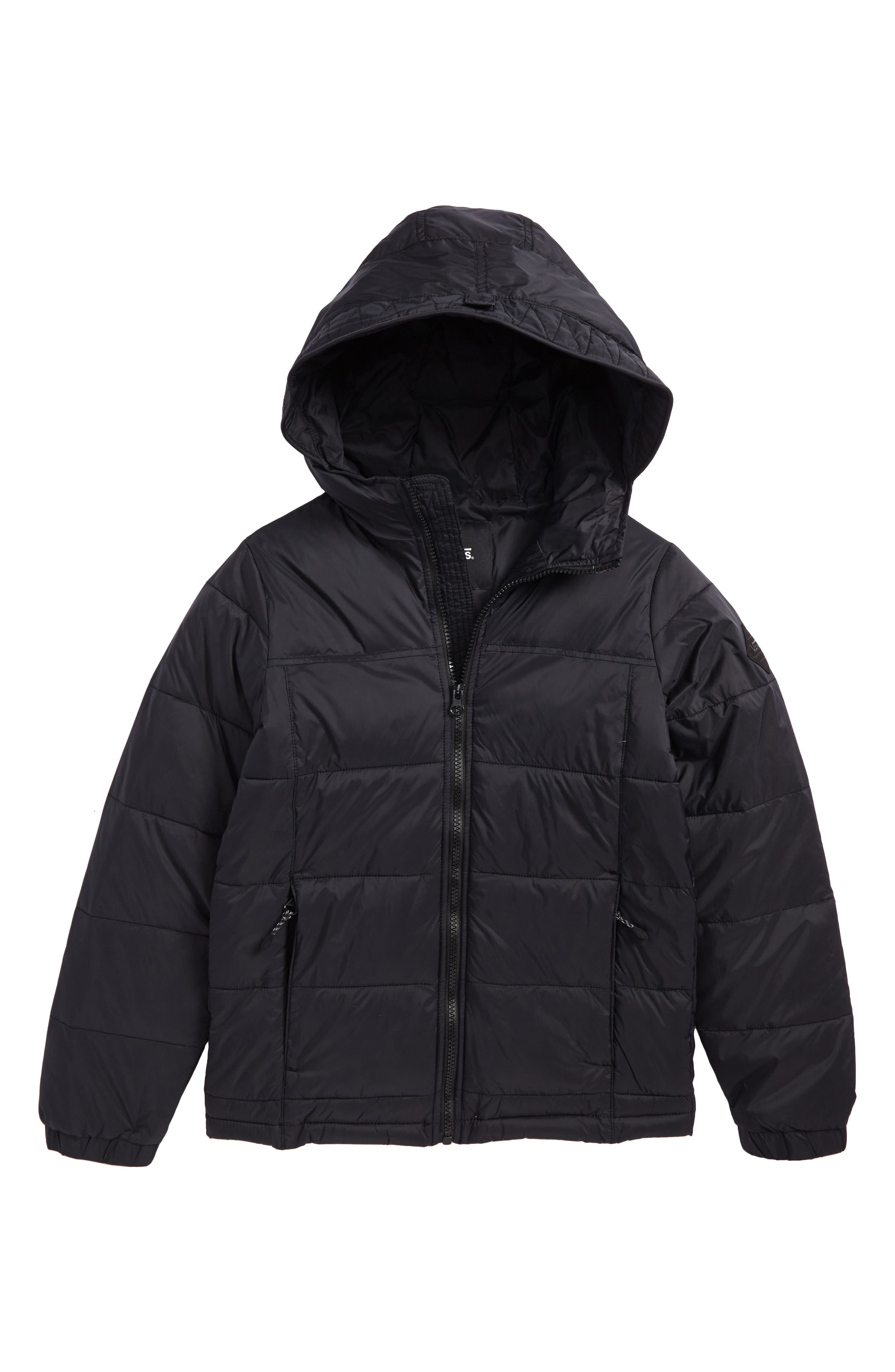 Vans Woodcrest MTE Water Repellent Puffer Jacket (Big Boys)
