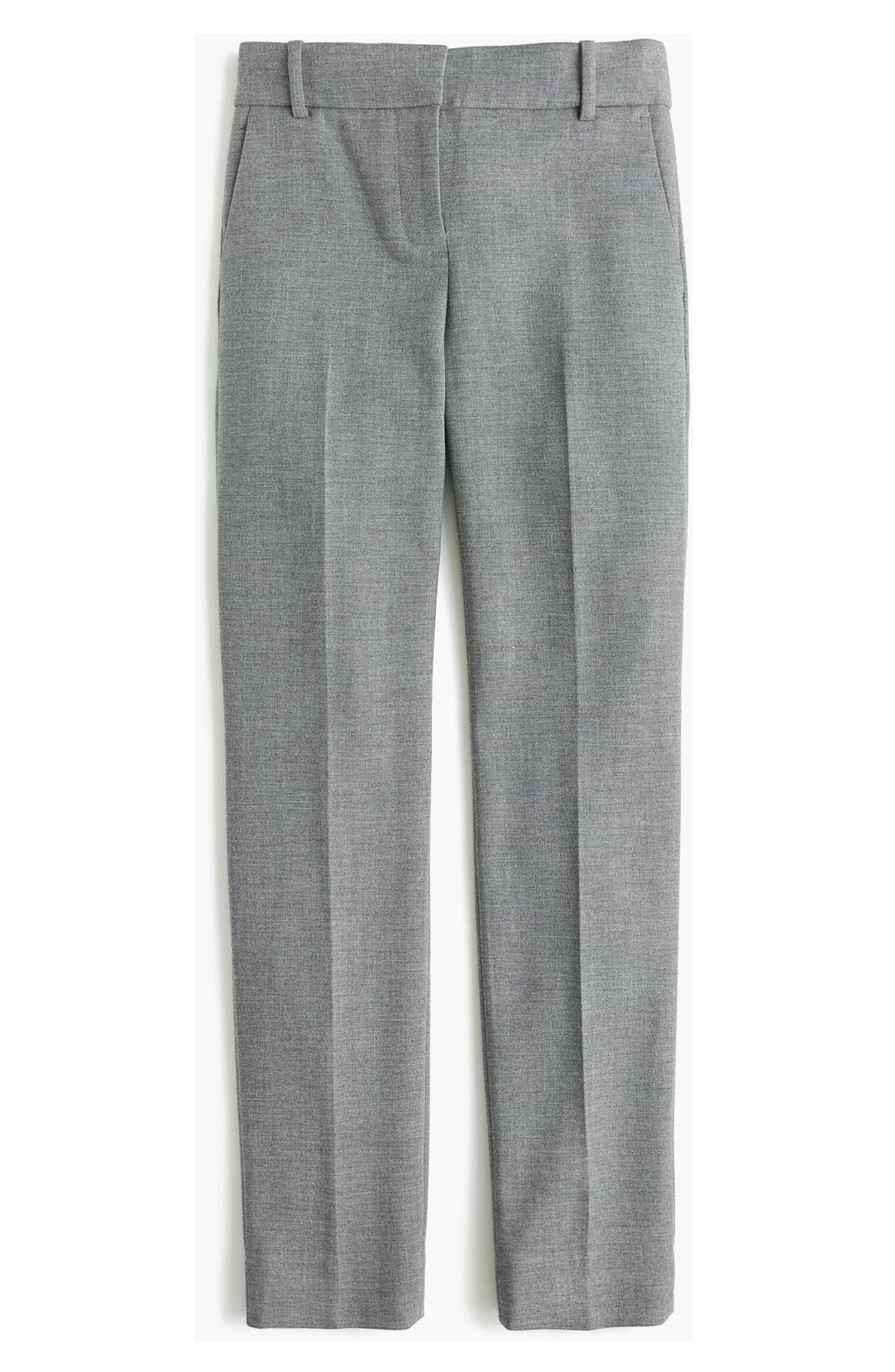 J.Crew Cameron Four Season Crop Pants (Regular & Petite)