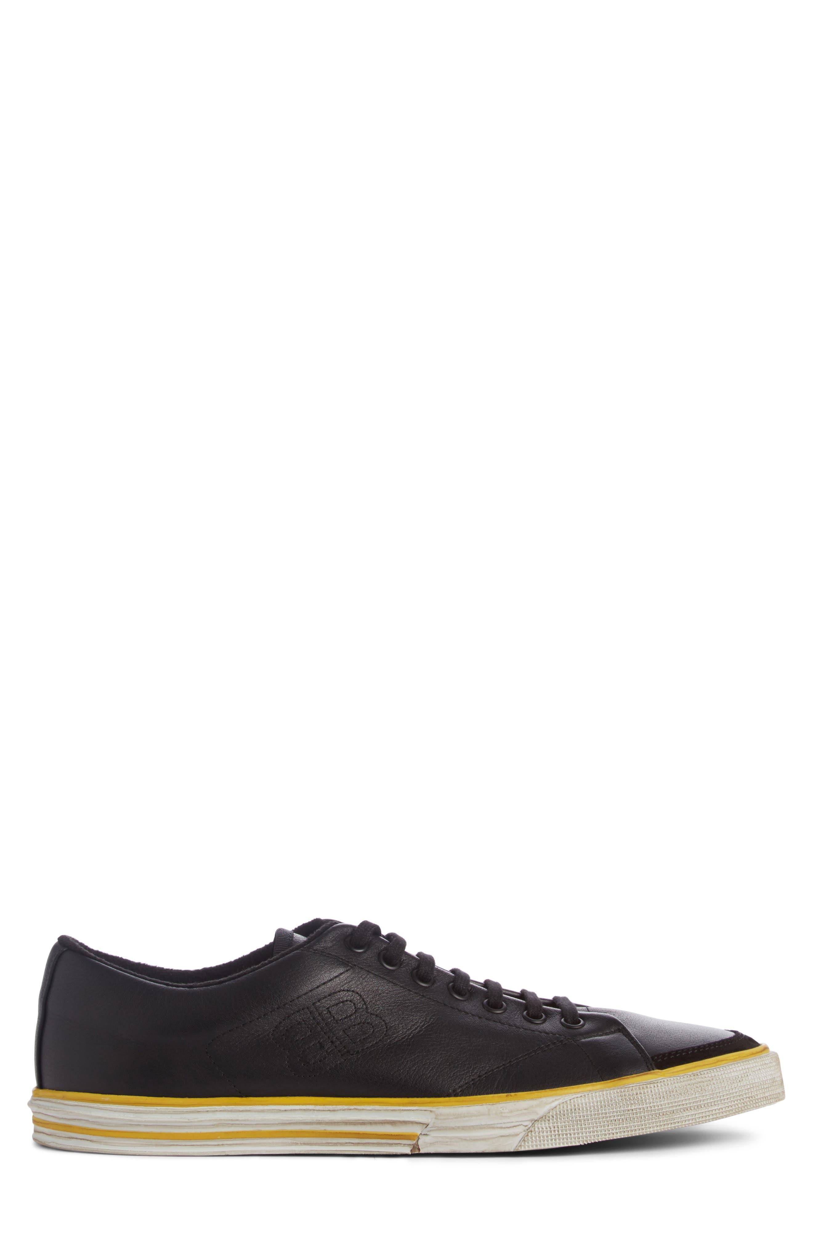 Alternate Image 3  - Balenciaga Logo Sole Sneaker (Men)