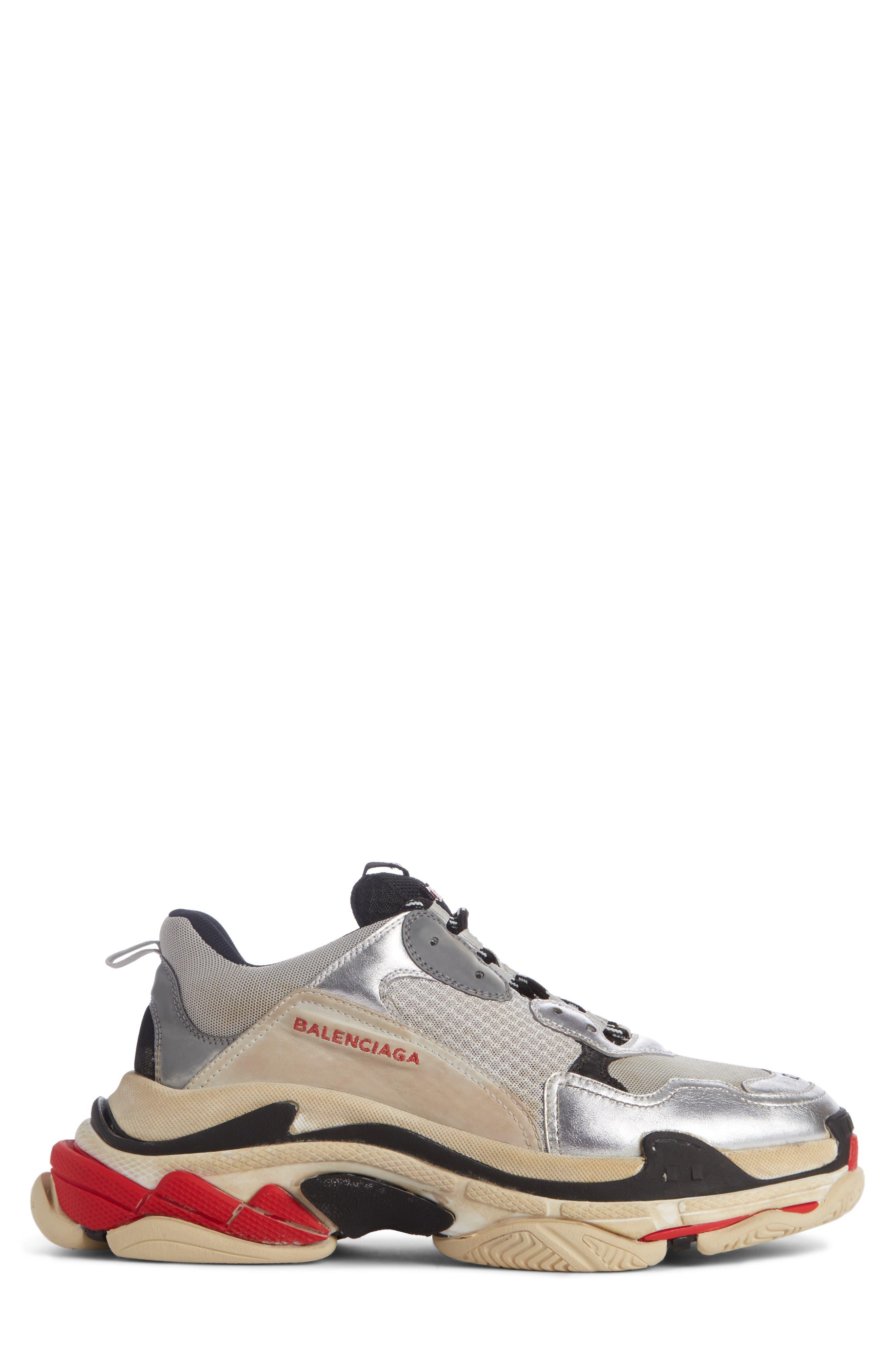 Alternate Image 3  - Balenciaga Triple S Retro Sneaker (Men)