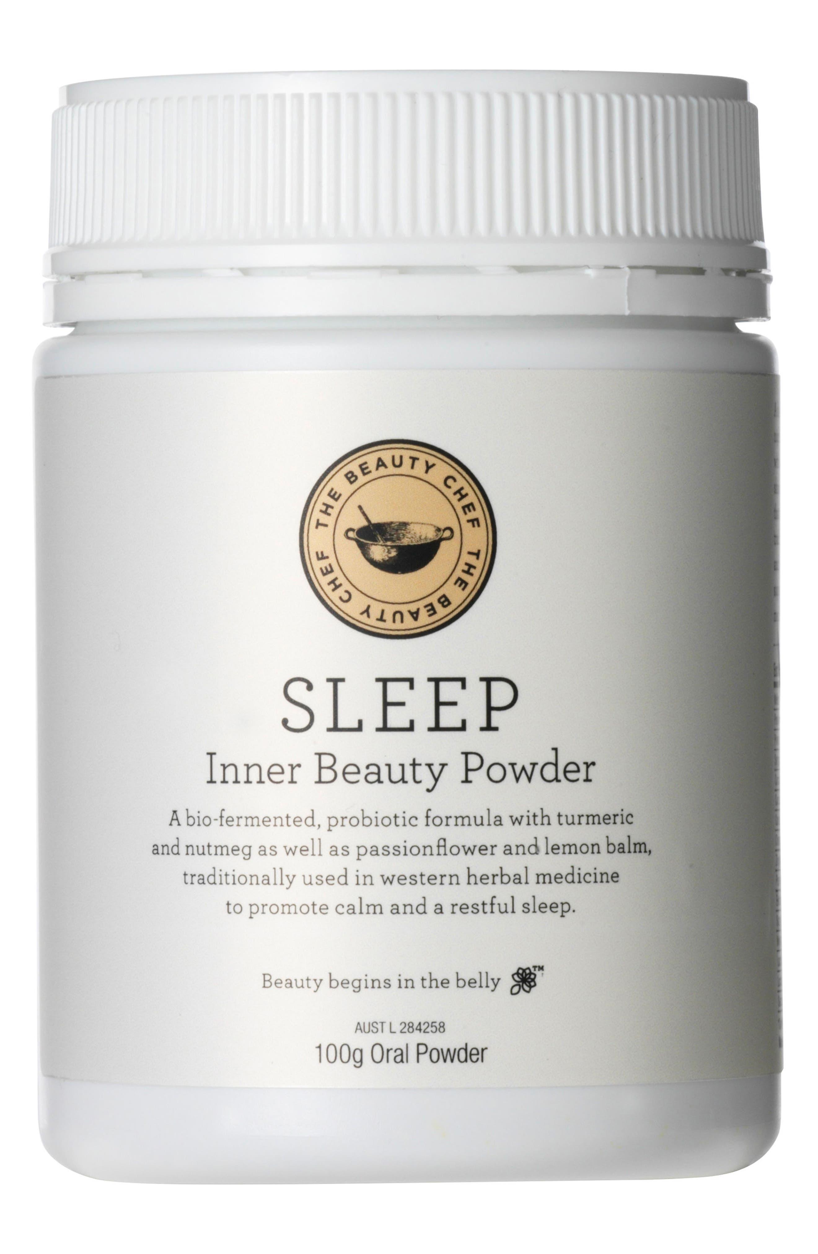 Sleep Inner Beauty Powder,                             Main thumbnail 1, color,                             No Color