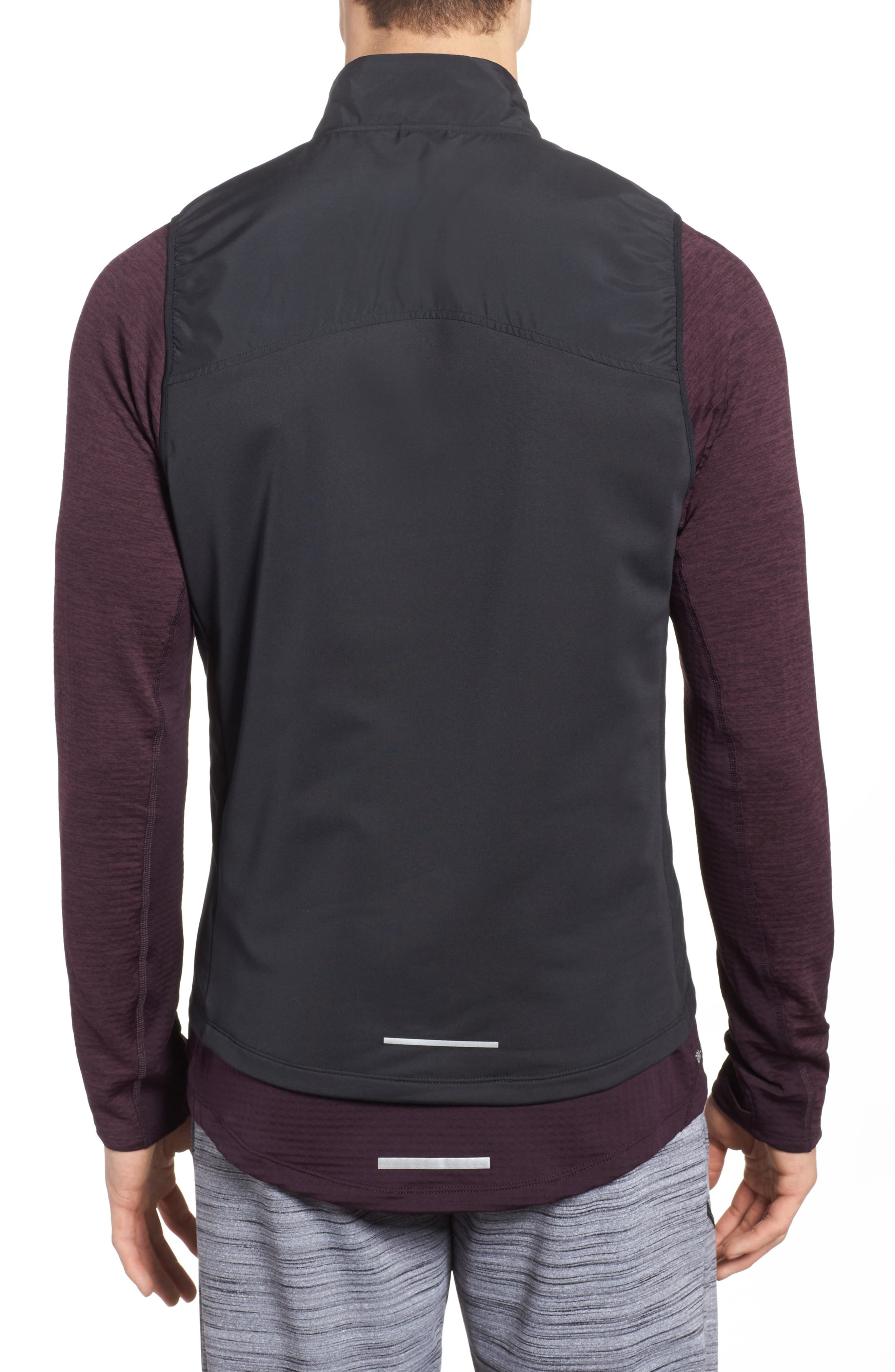Alternate Image 2  - Nike Essential Running Vest