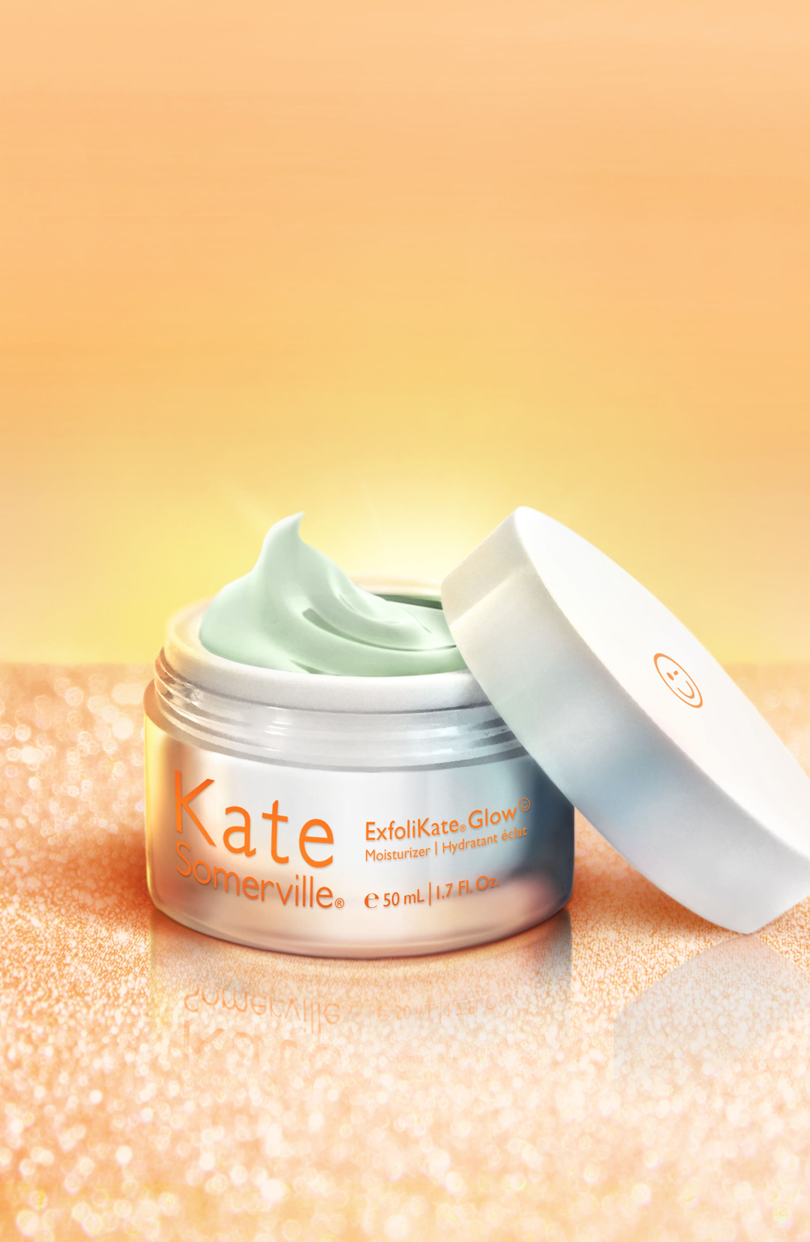 ExfoliKate<sup>®</sup> Glow Moisturizer,                             Alternate thumbnail 6, color,                             No Color