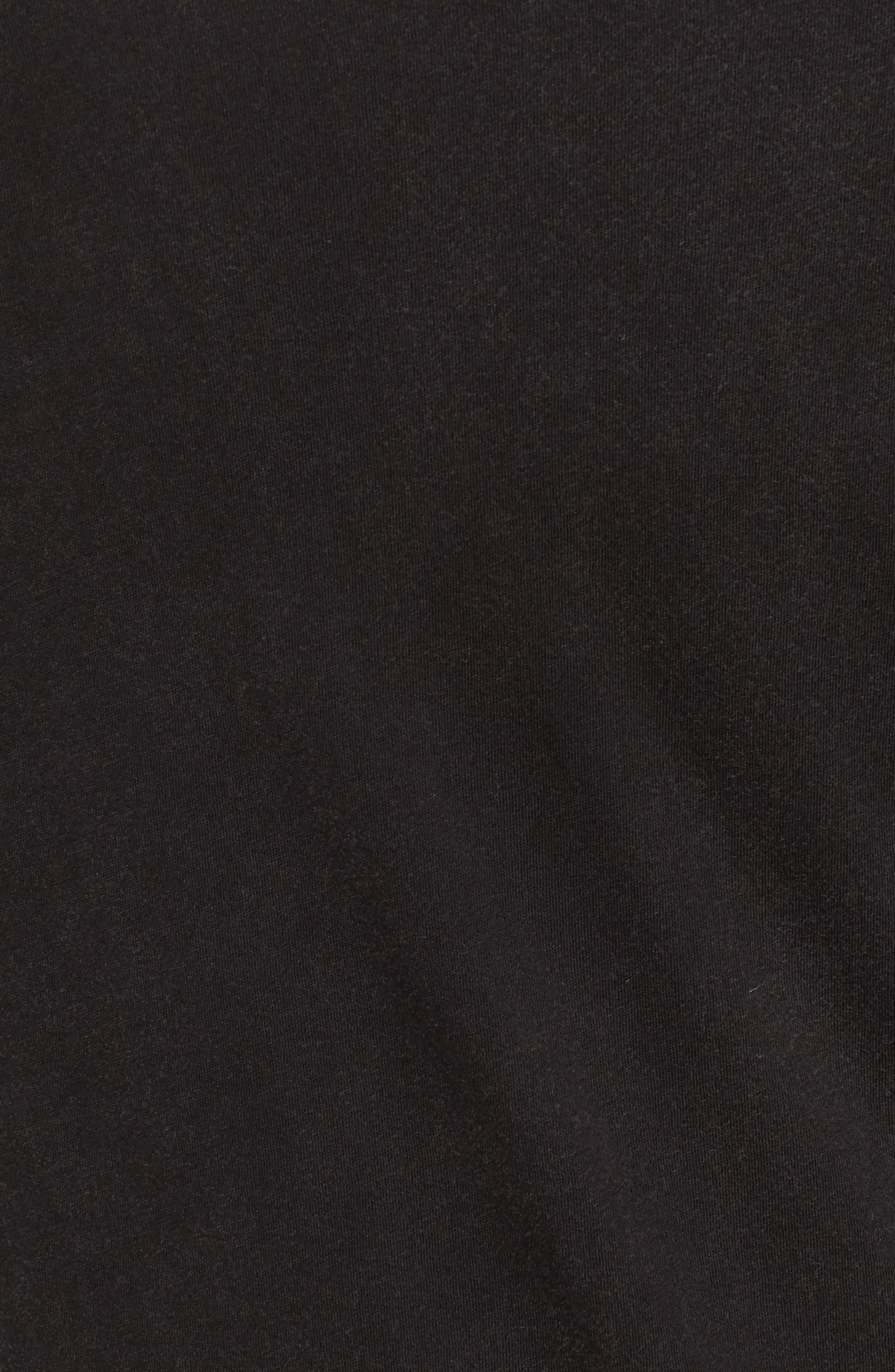 Alternate Image 5  - John Varvatos Star USA CBGB Jacket Graphic T-Shirt