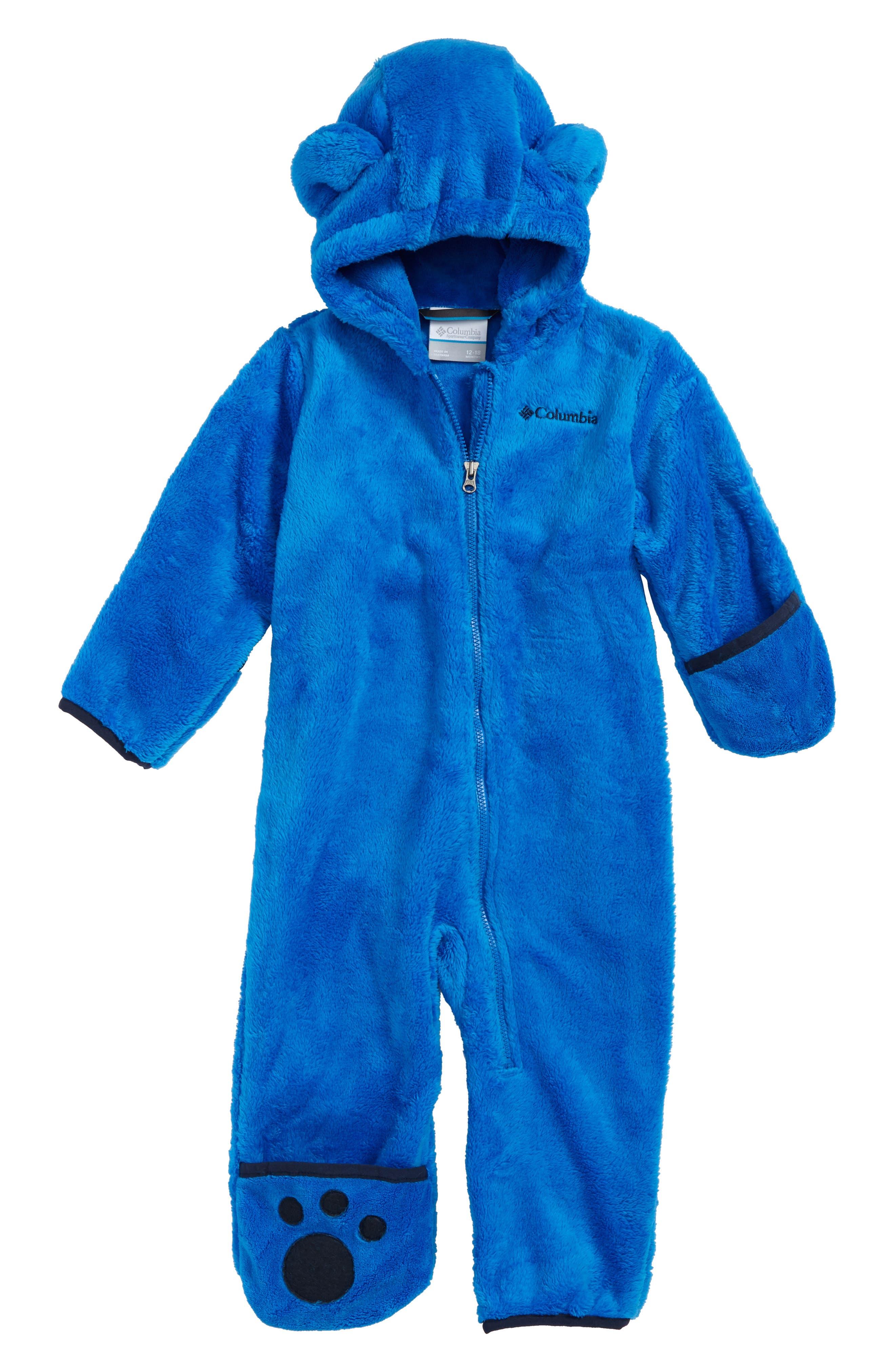 Columbia Foxy Baby II Fleece Snowsuit (Baby Boys)